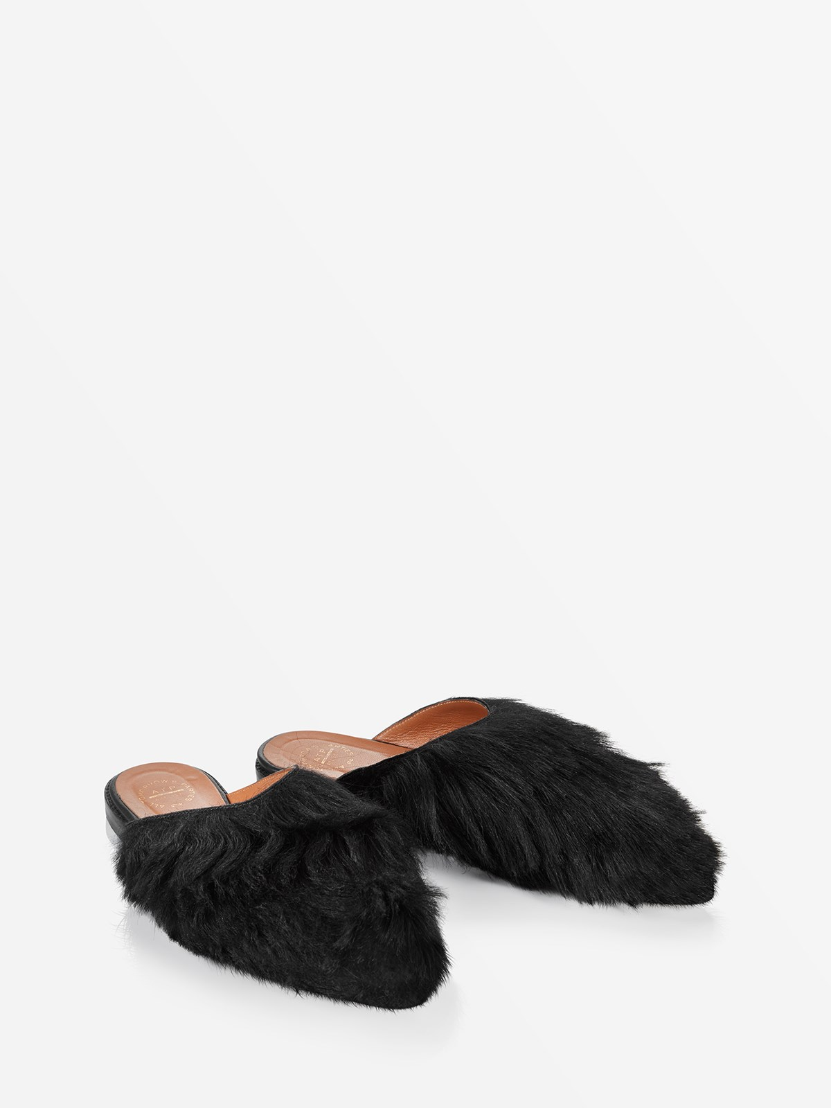 Fur Anzi Black Fur