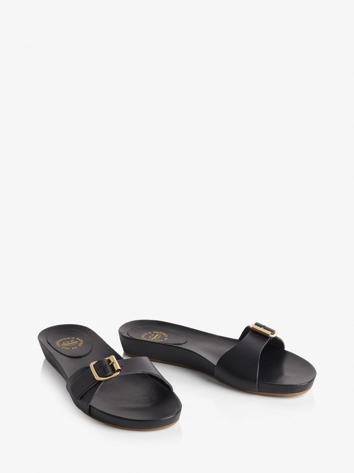 Dalia Black Everyday sandals