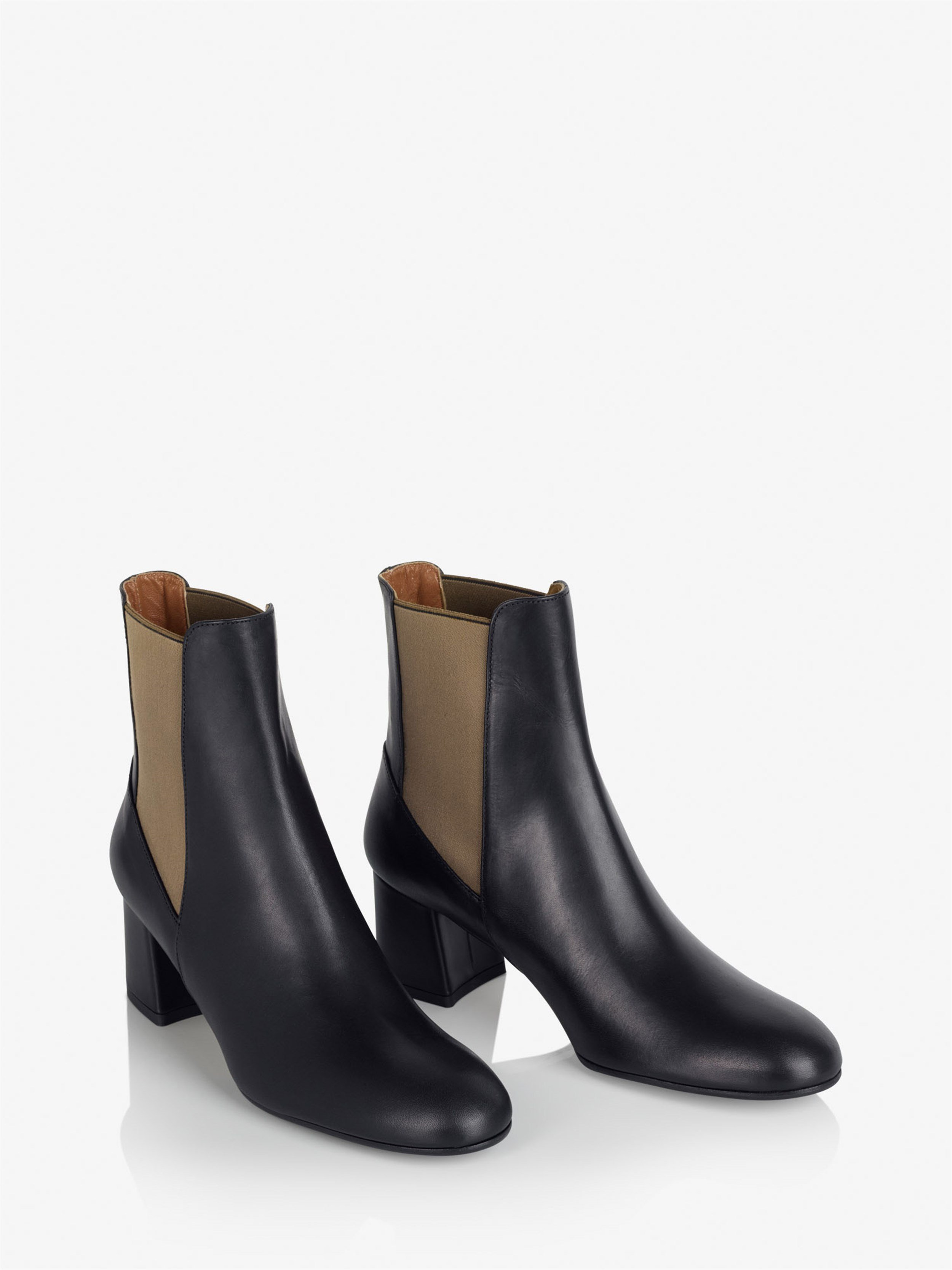 013ad9db807 Altea Black Ankle boots