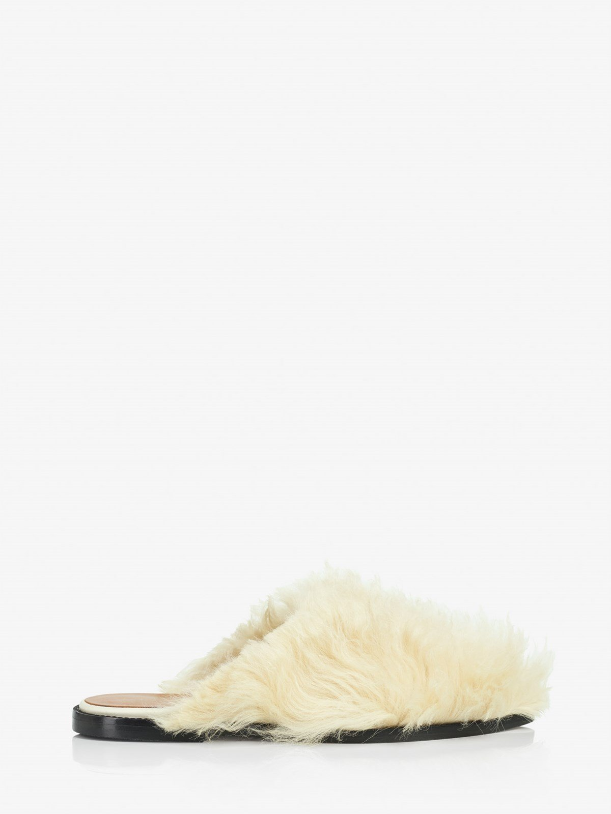 Fur Anzi Ice White Fur