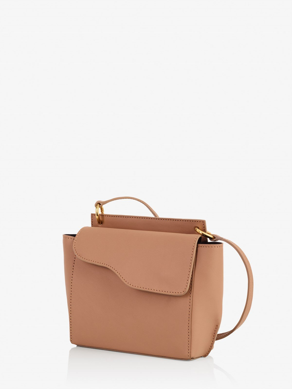 Aulla Almond Crossbody bag