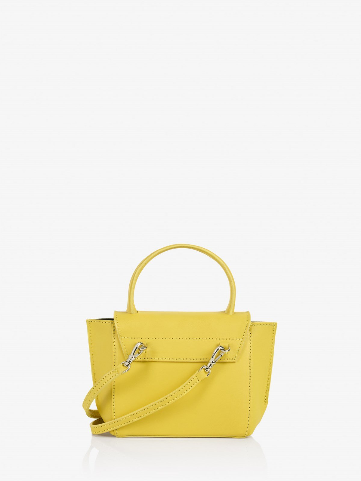Montalcino Canary Yellow Mini handbag
