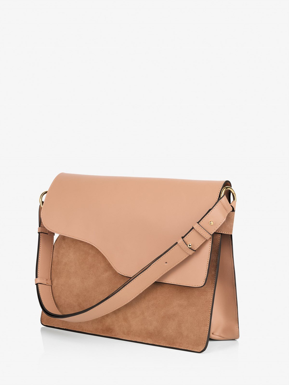 Cortone Almond Shoulder bag