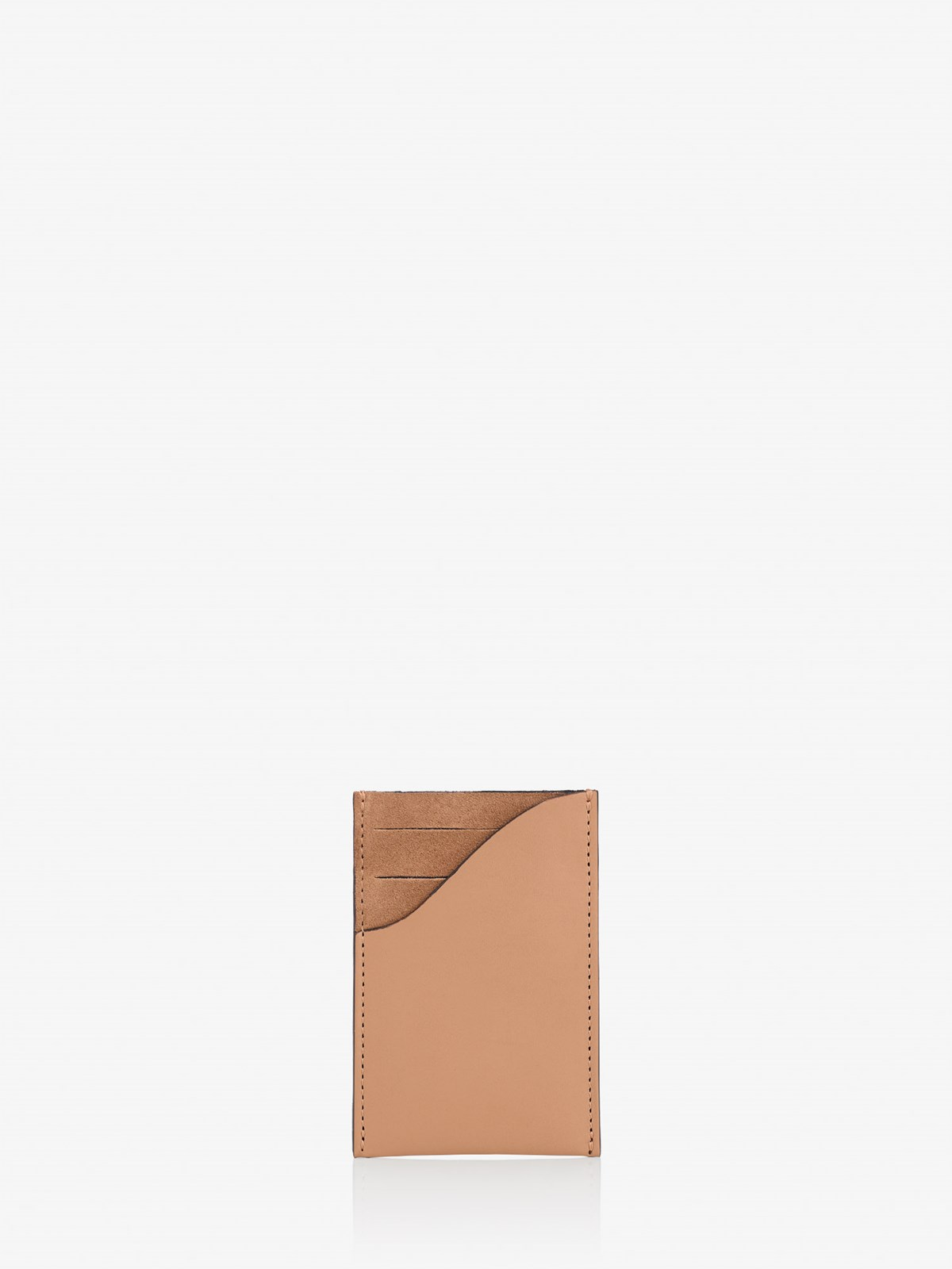 Elba Almond Card holder