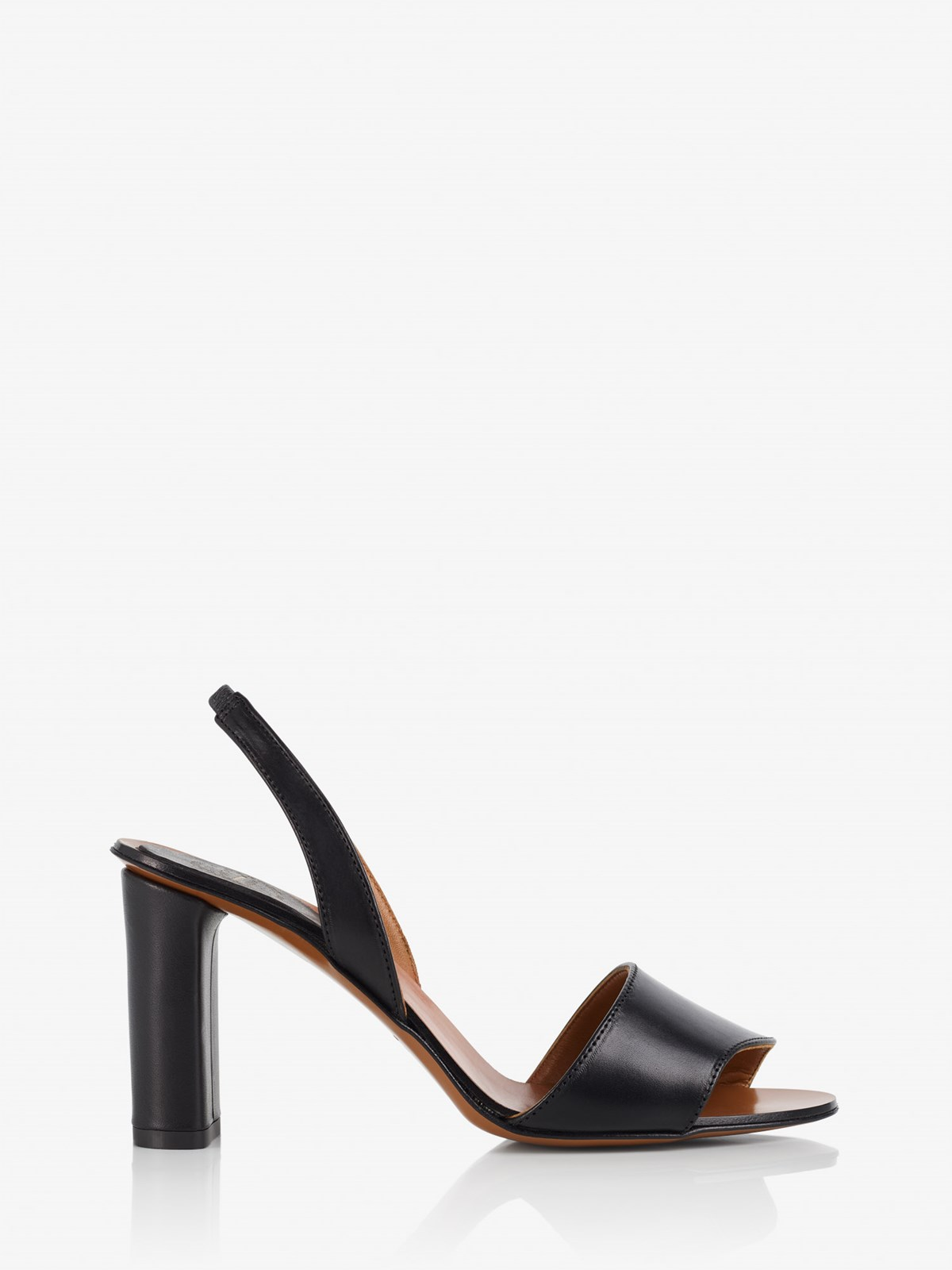 Soia Black Heeled sandals