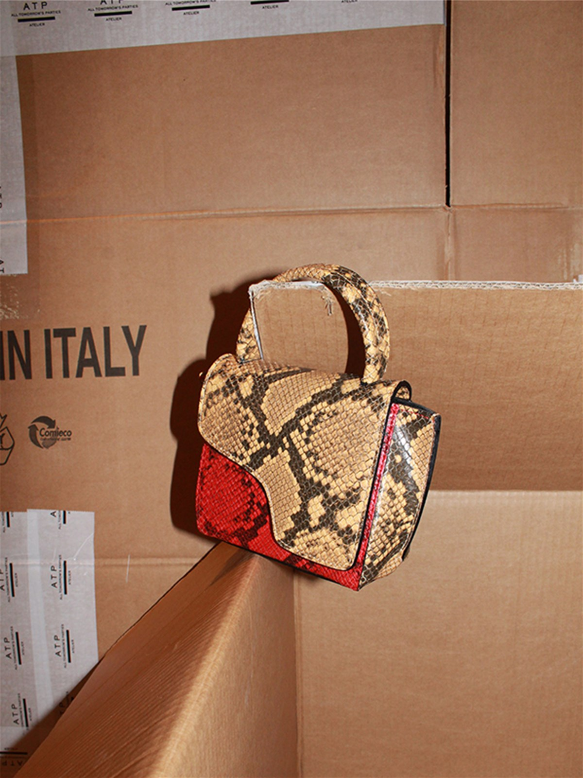 Montalcino Terra Exclusive Mini handbag