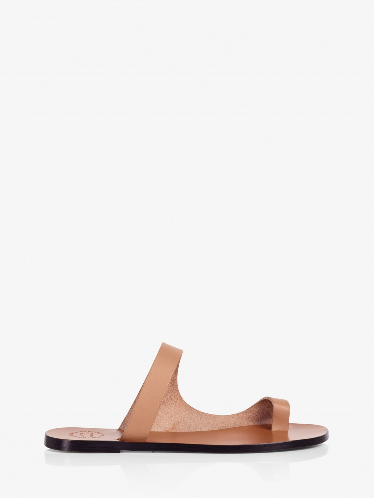 Dina Almond Cutout sandals