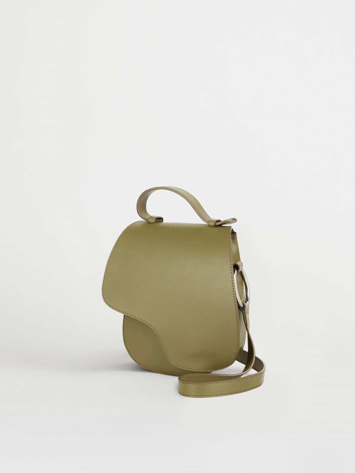 Carrara Olive Crossbody bag