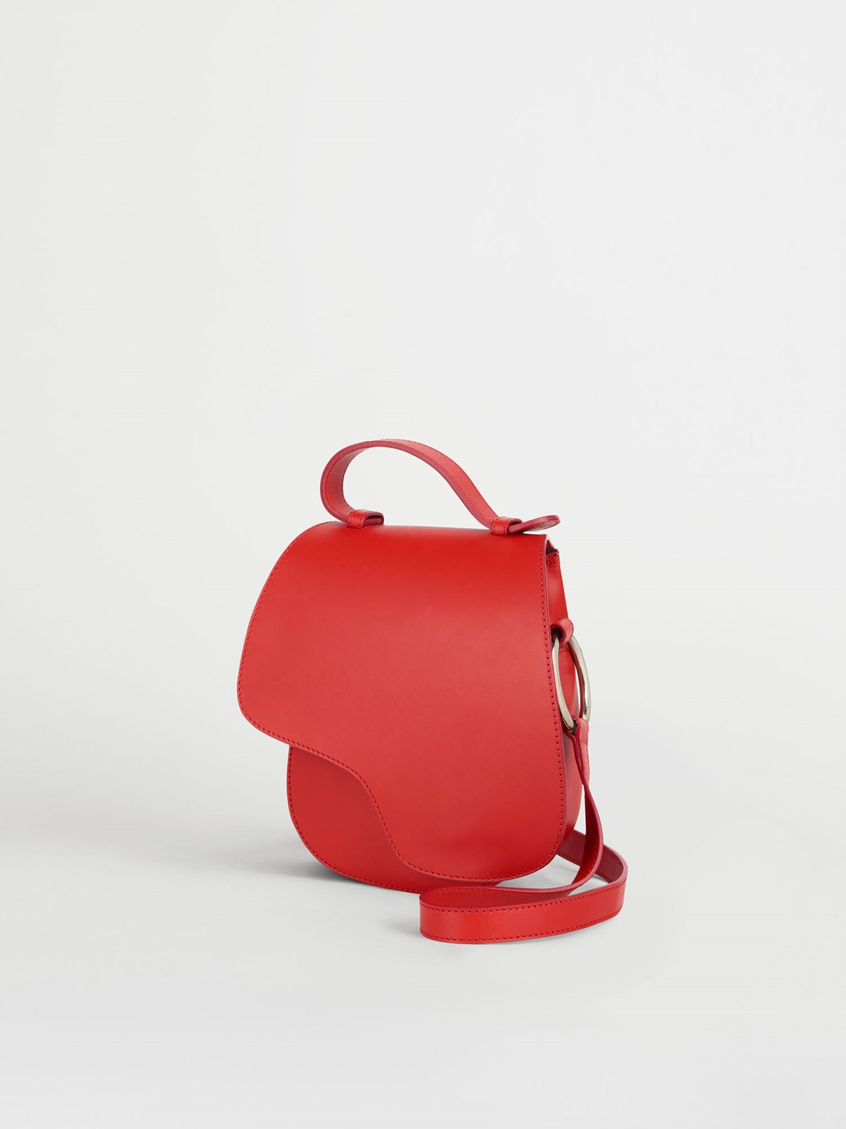 Carrara Tomato Red Crossbody bag
