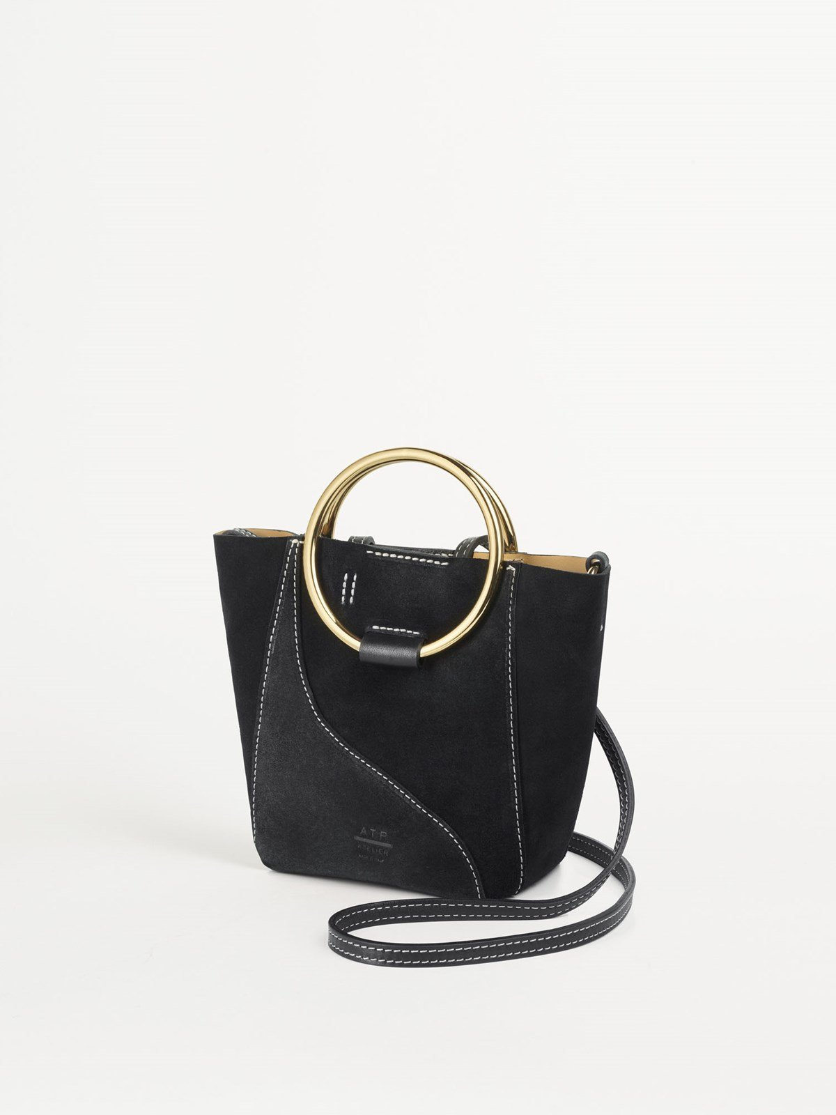 Chieti Black Mini tote