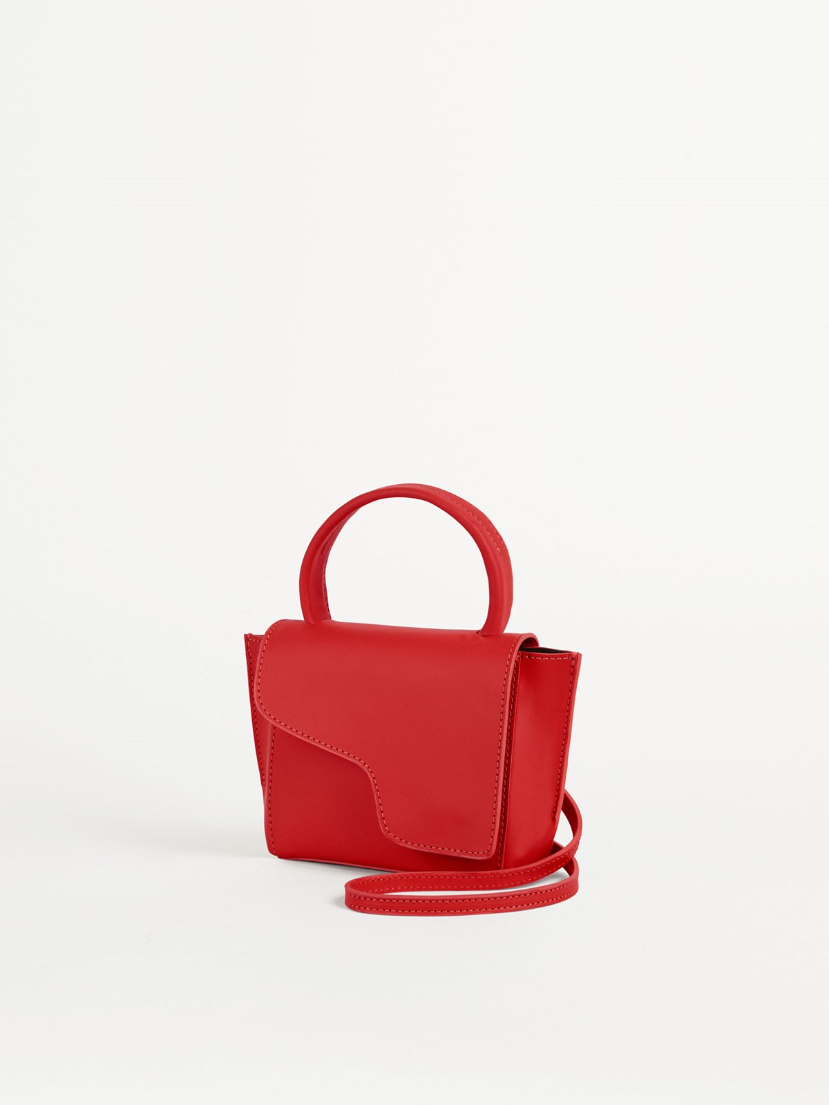 Montalcino Tomato Red Mini handbag