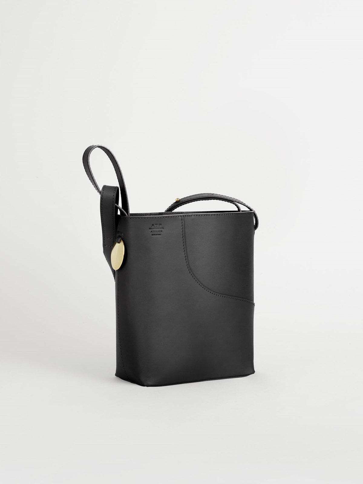 Piombino Black Small tote
