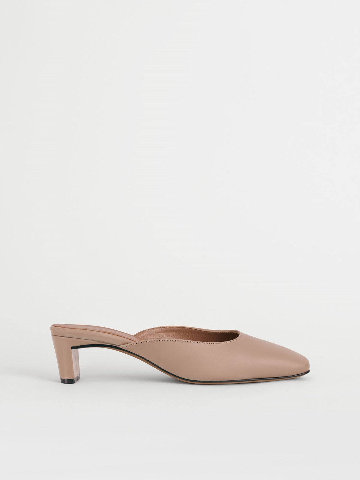 Alloro Almond Mules