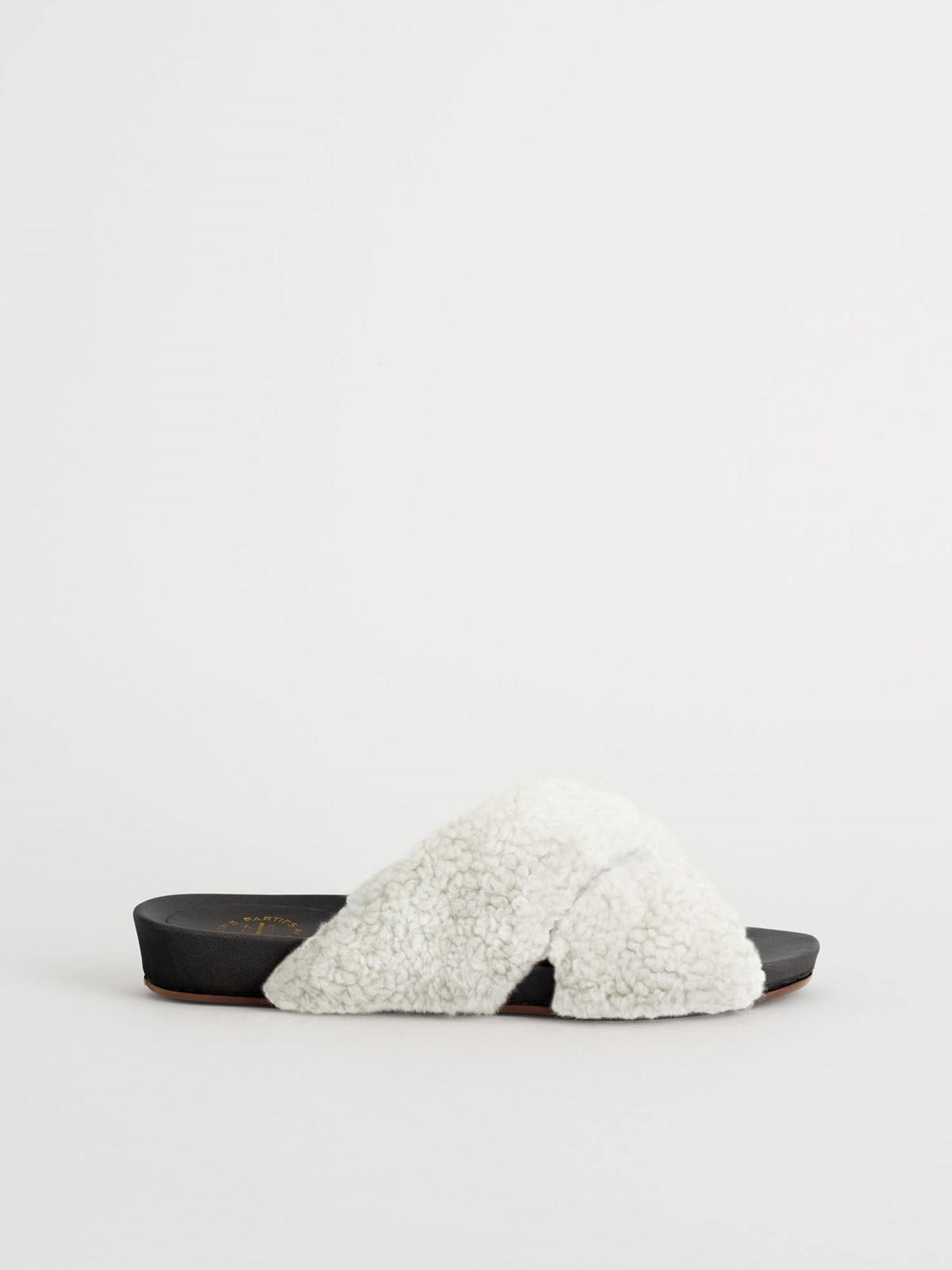 Doris Ice White Everyday sandals
