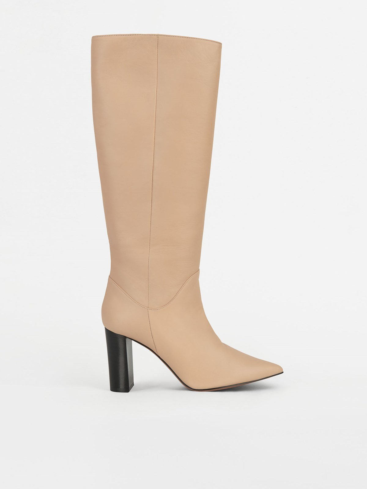 Gaeta Oat Knee High Boots