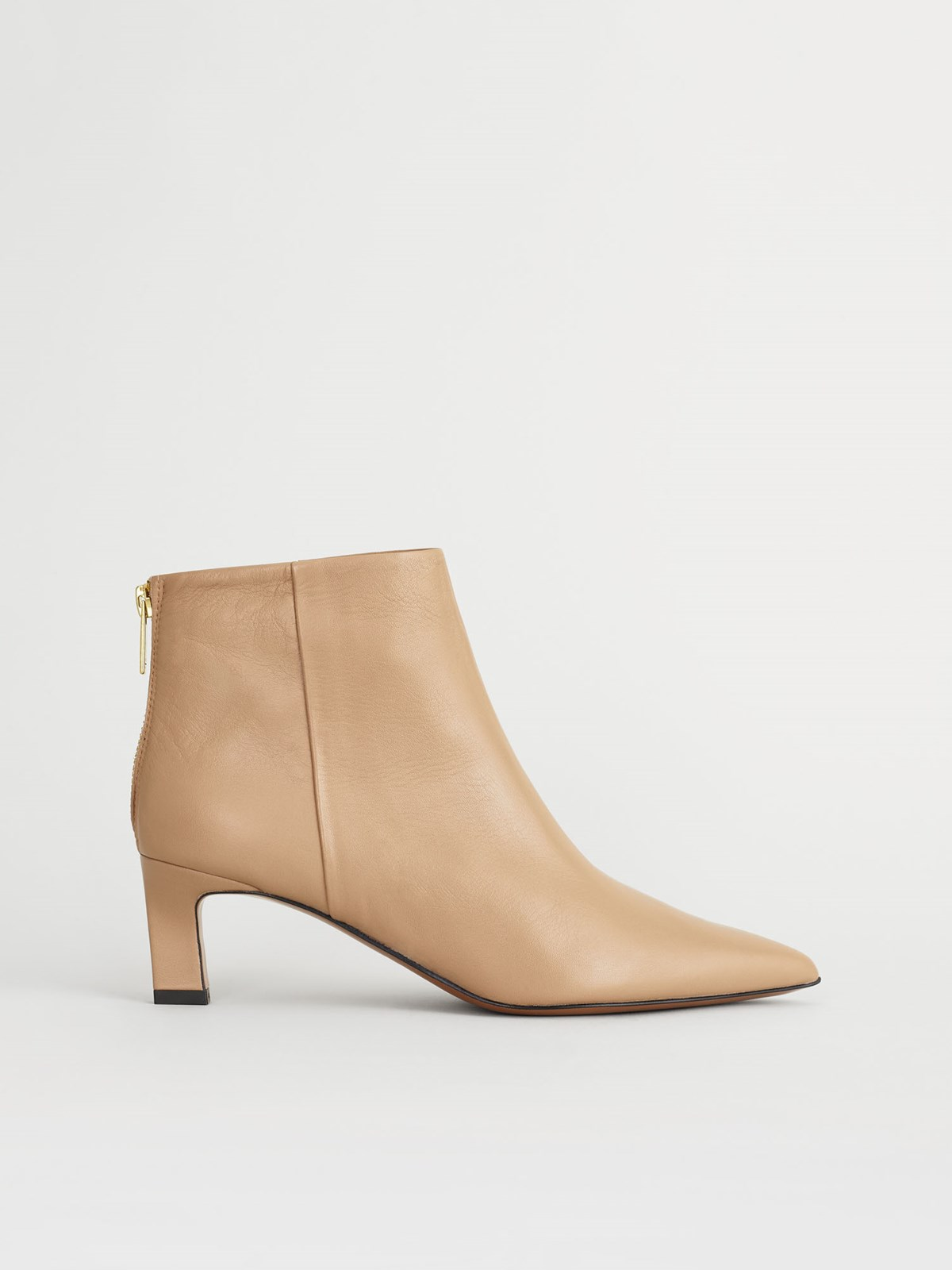 Messina Oat Ankle Boots