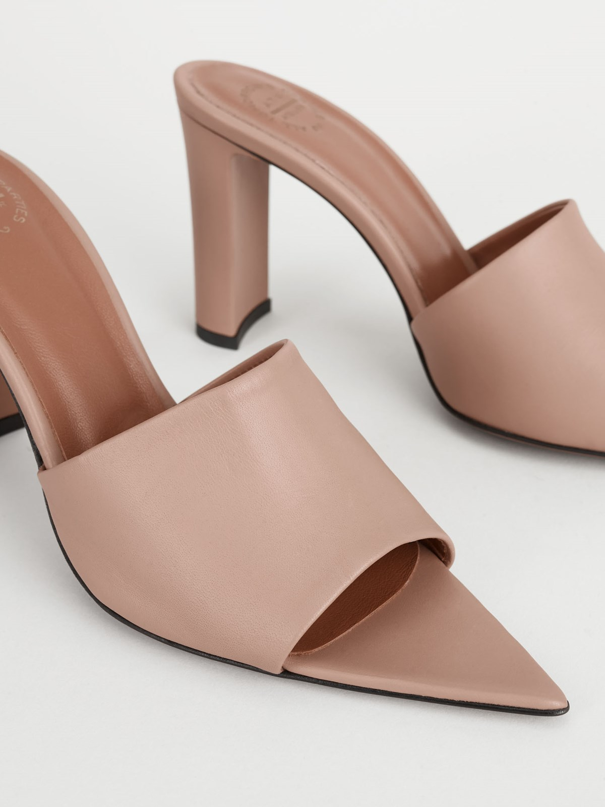 Tuturano Almond Heeled sandals