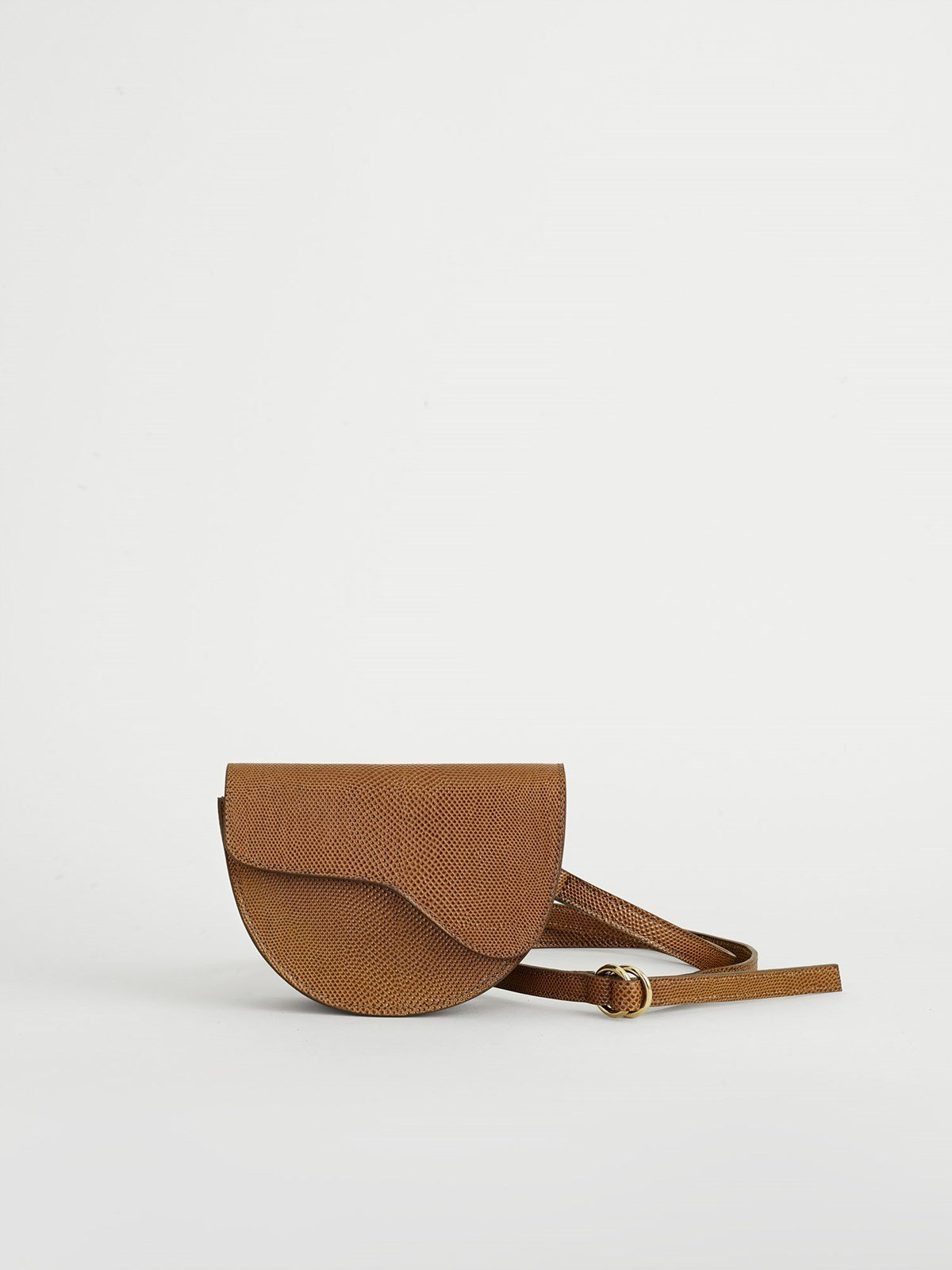 Taviano Brown Belt bag