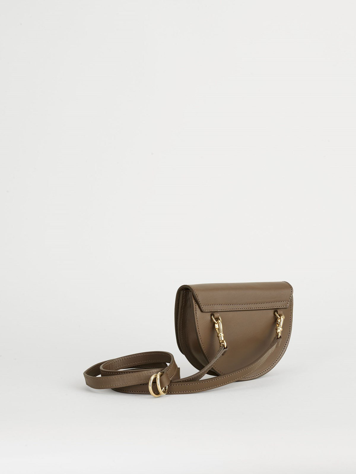Taviano Khaki brown Belt bag