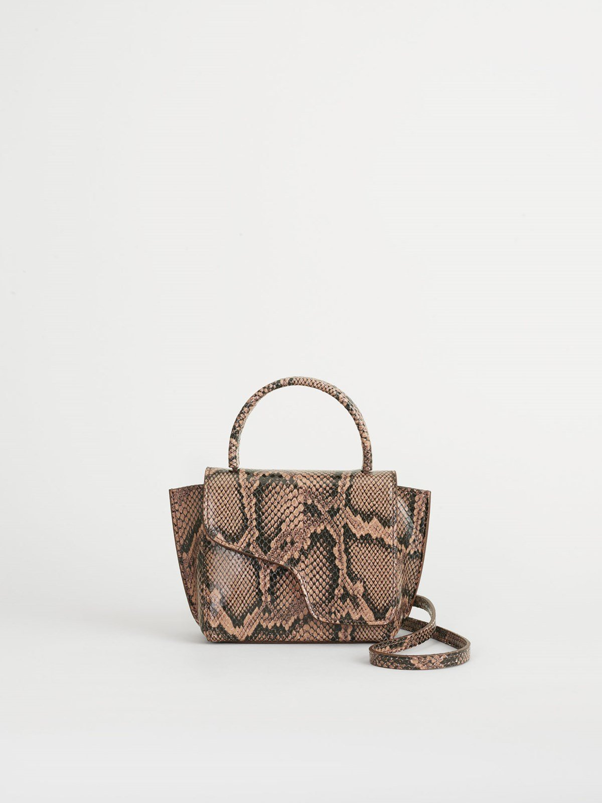 Montalcino Brown Mini handbag