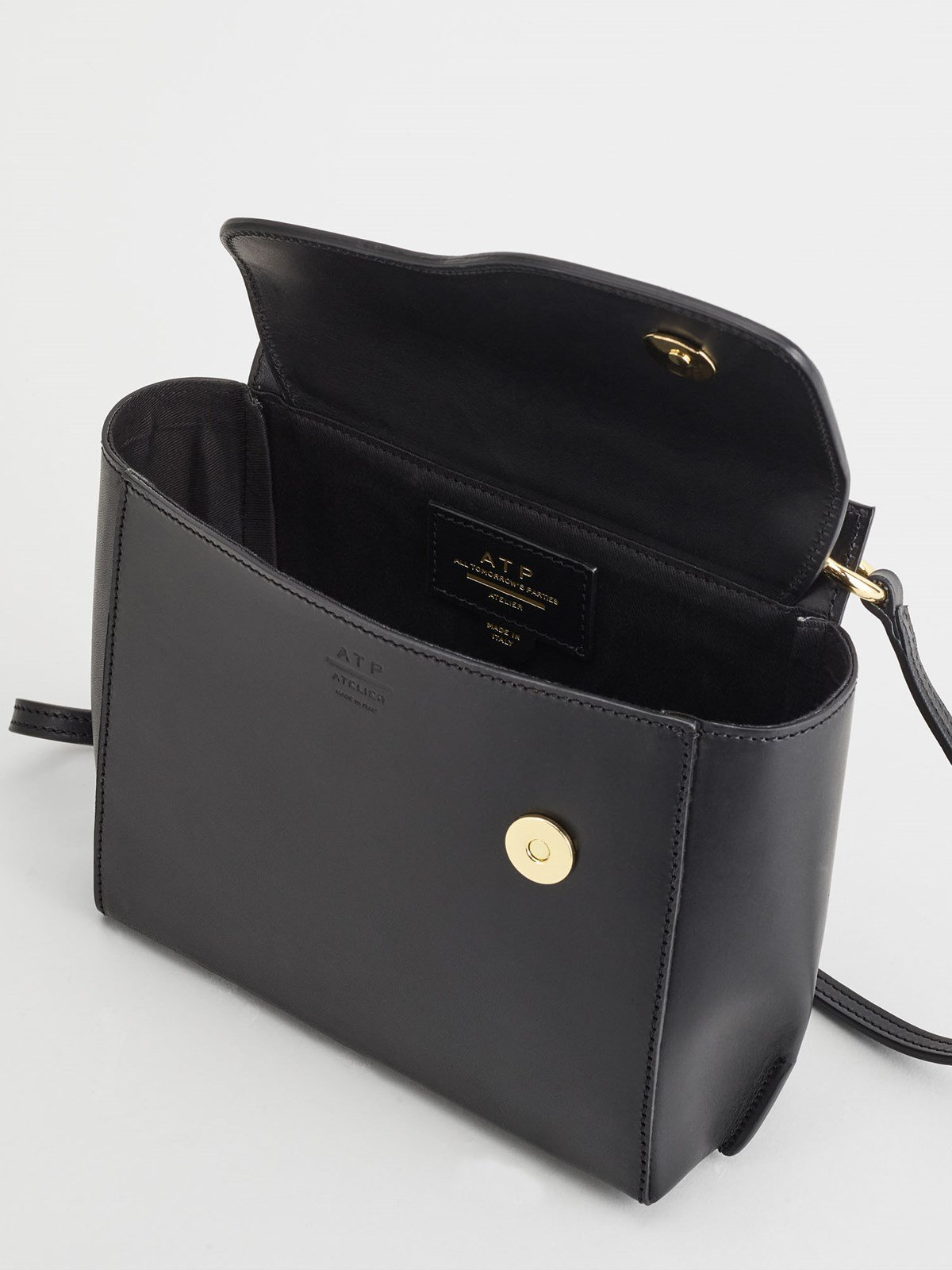 Aulla Black Crossbody bag