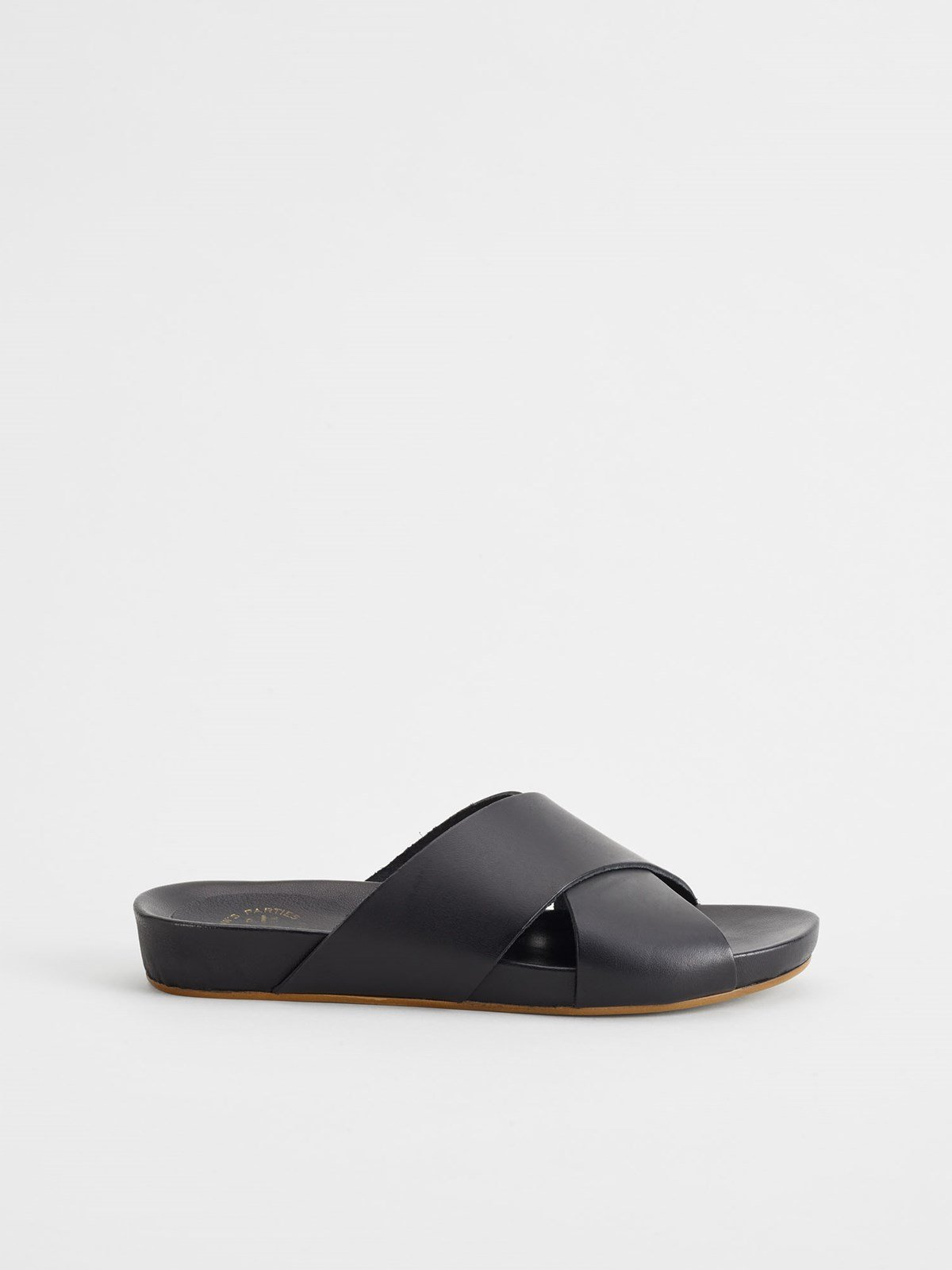 Doris Black Everyday sandals