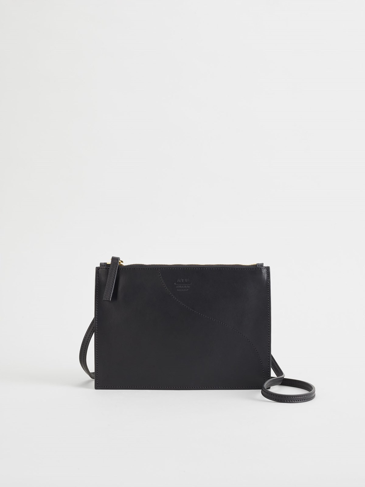 Lucca Black Crossbody bag