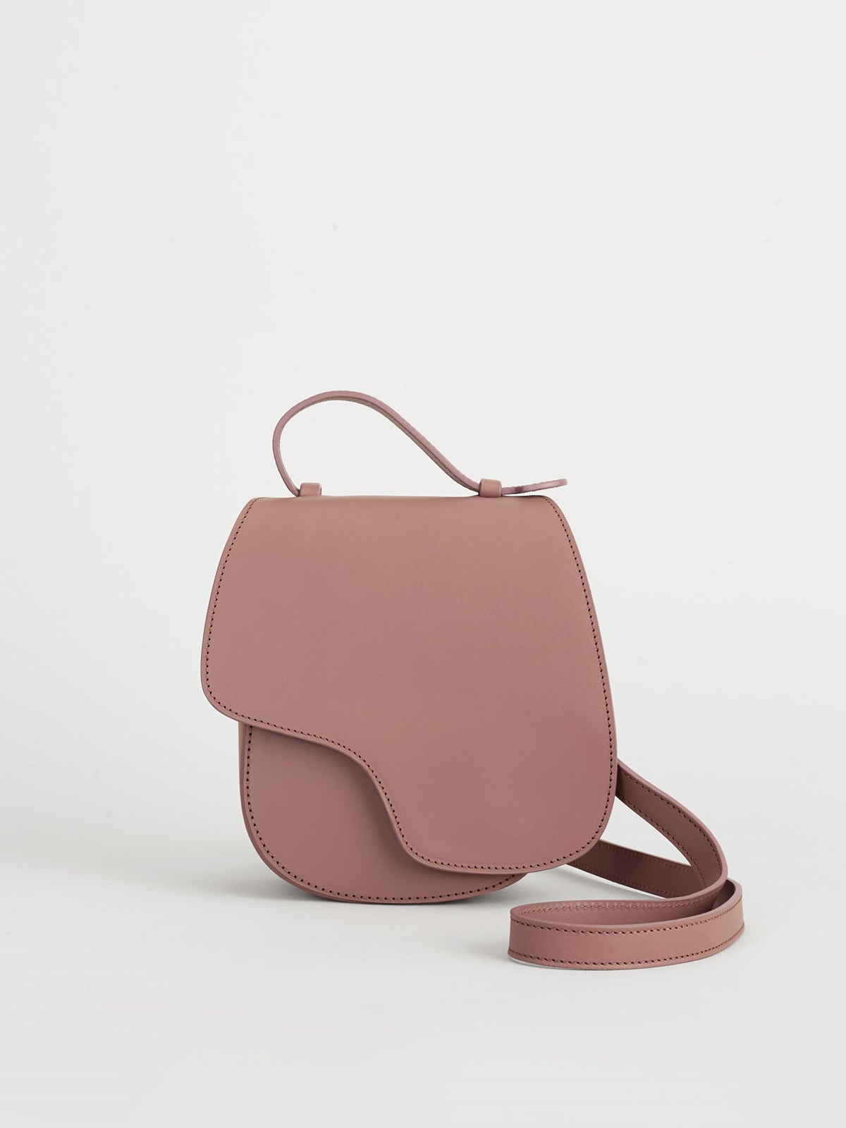 Carrara Khaki rose Crossbody bag