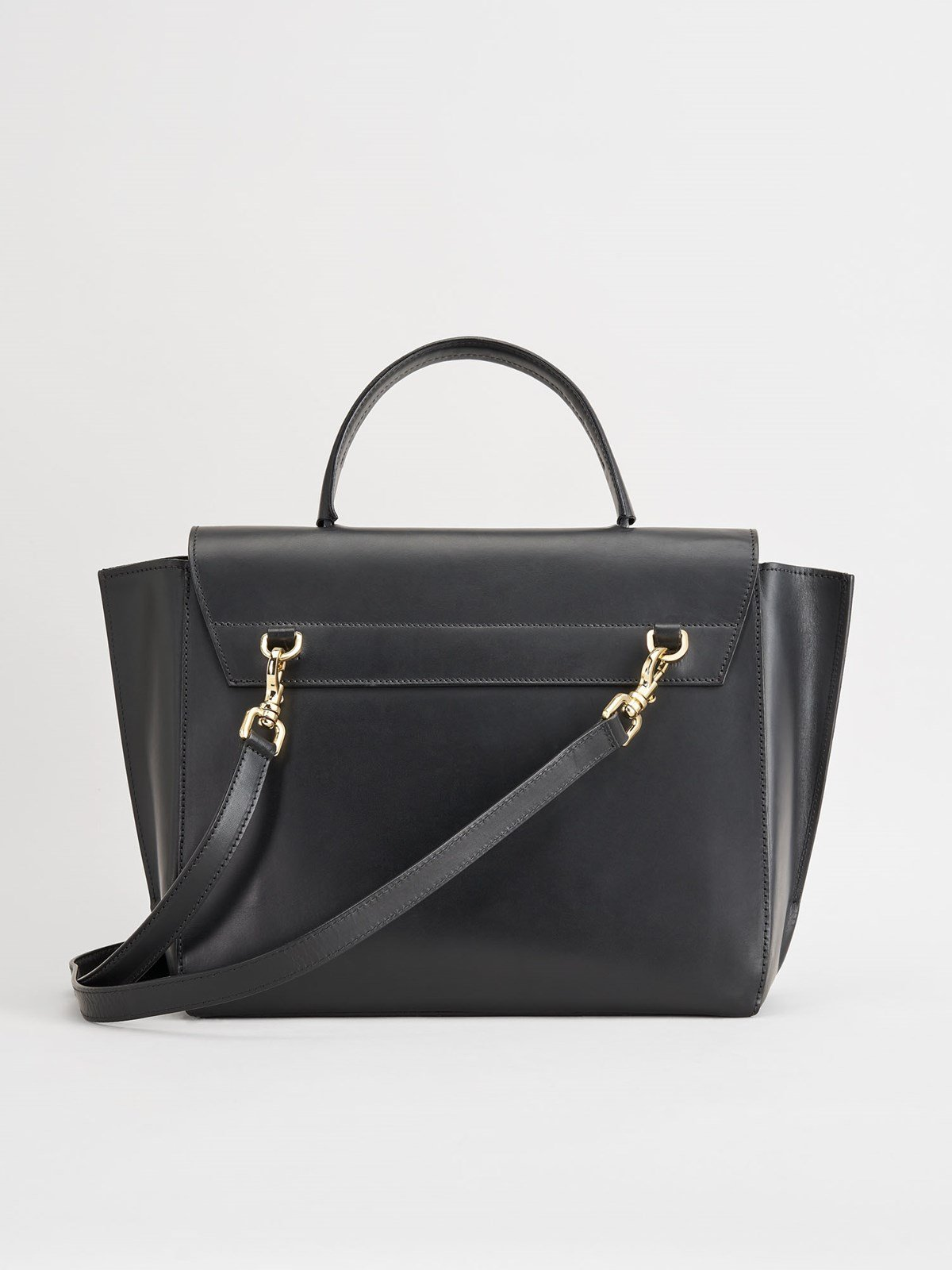 Volterra Black Large handbag