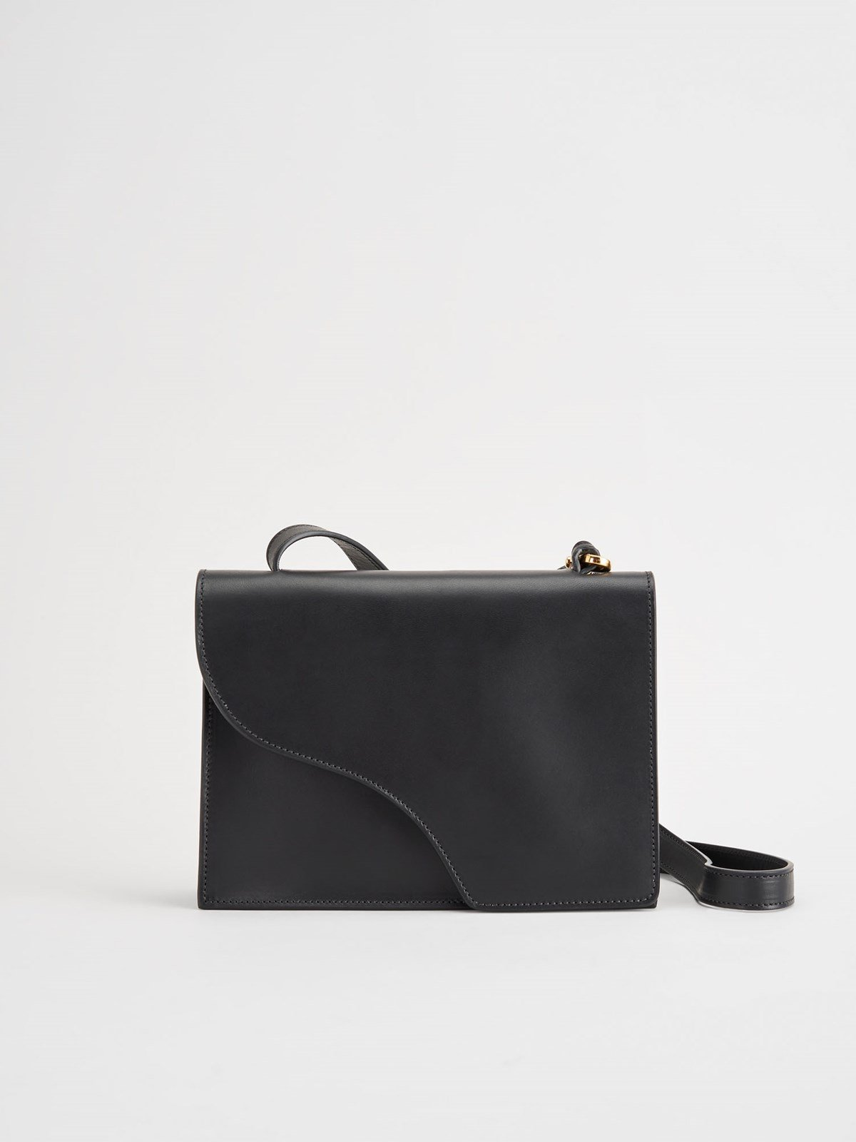 Siena Black Crossbody bag
