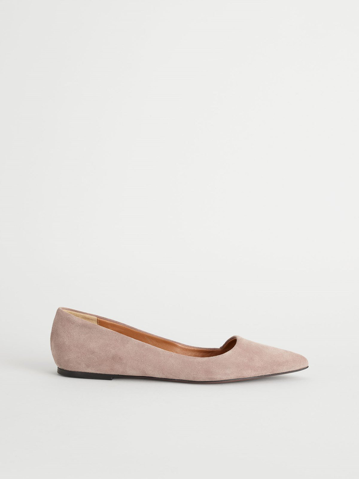 San Cataldo Rose Ballerinas