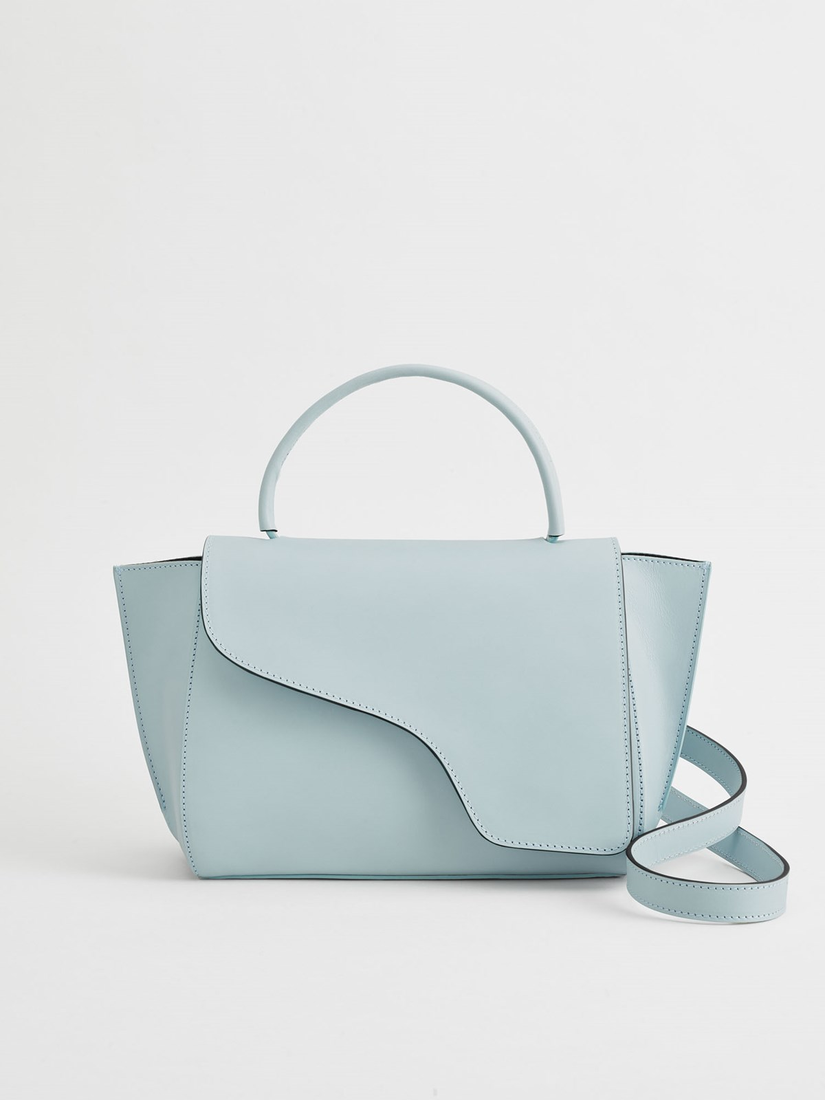 Arezzo Light Blue Handbag