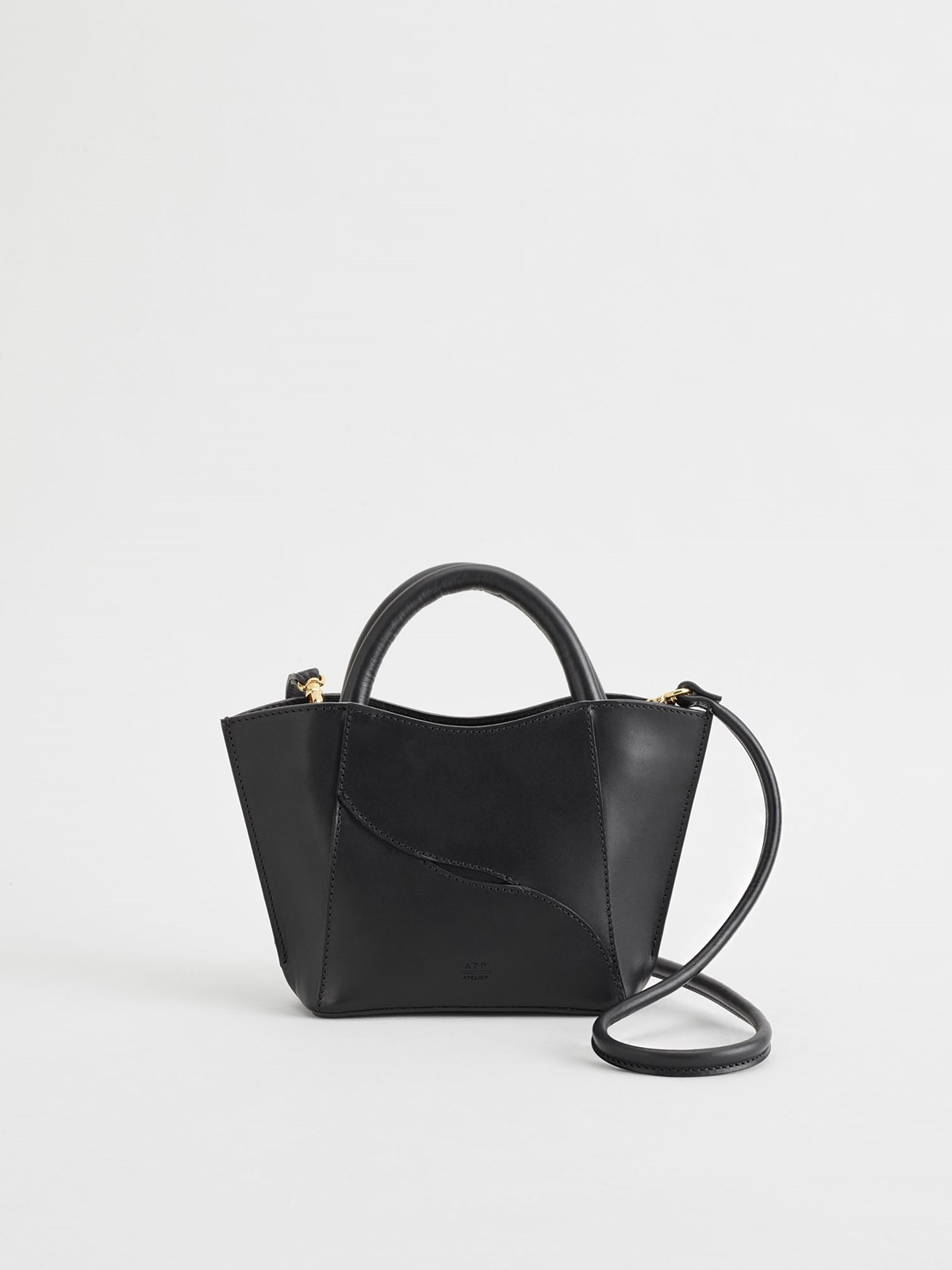 Leuca Black Mini Bag