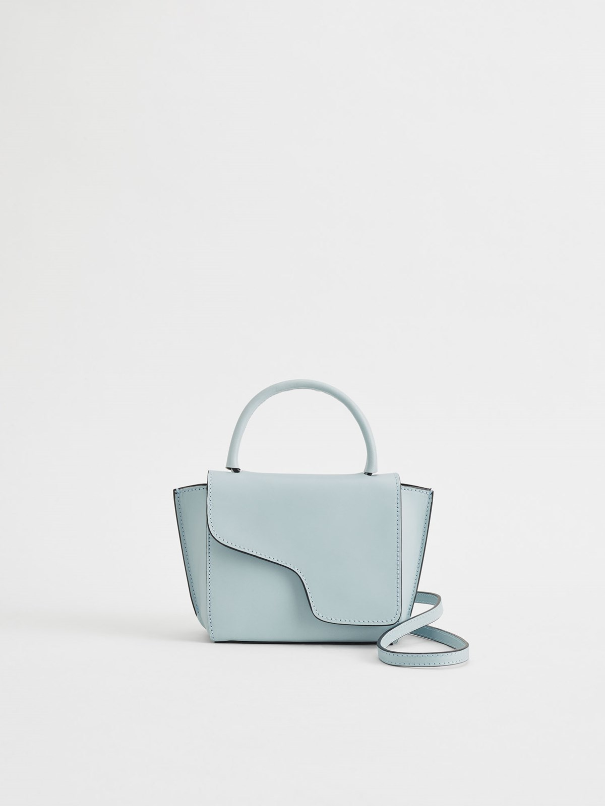 Montalcino Light Blue Mini handbag
