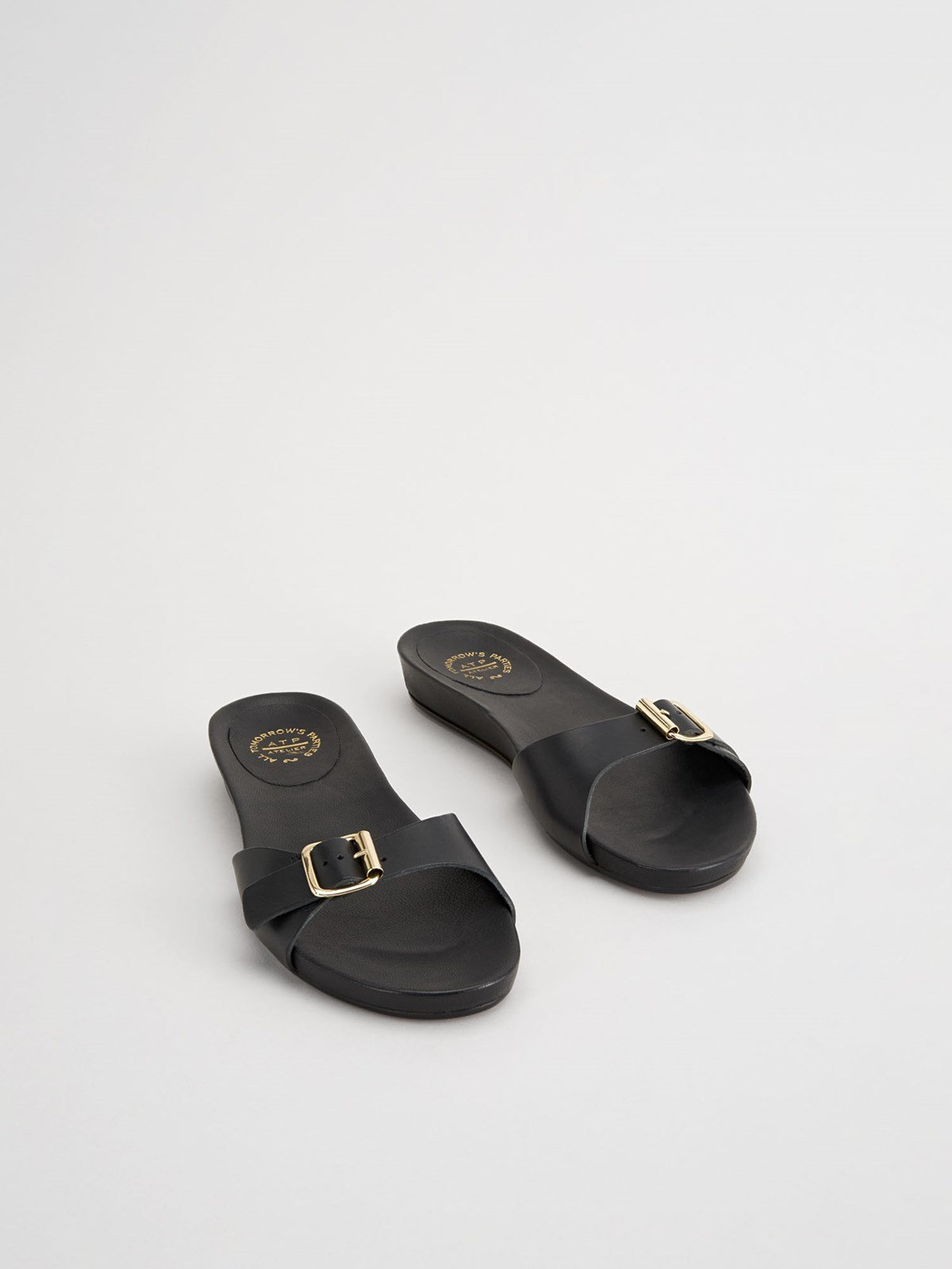 Varano Black Everyday sandals