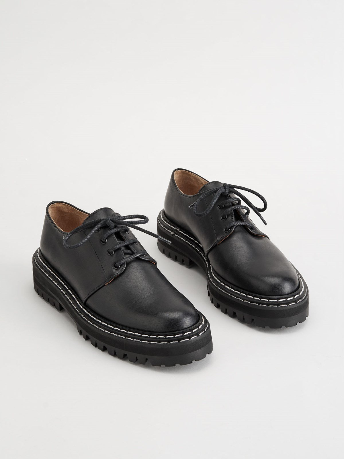 Maglie Black Chunky Loafer