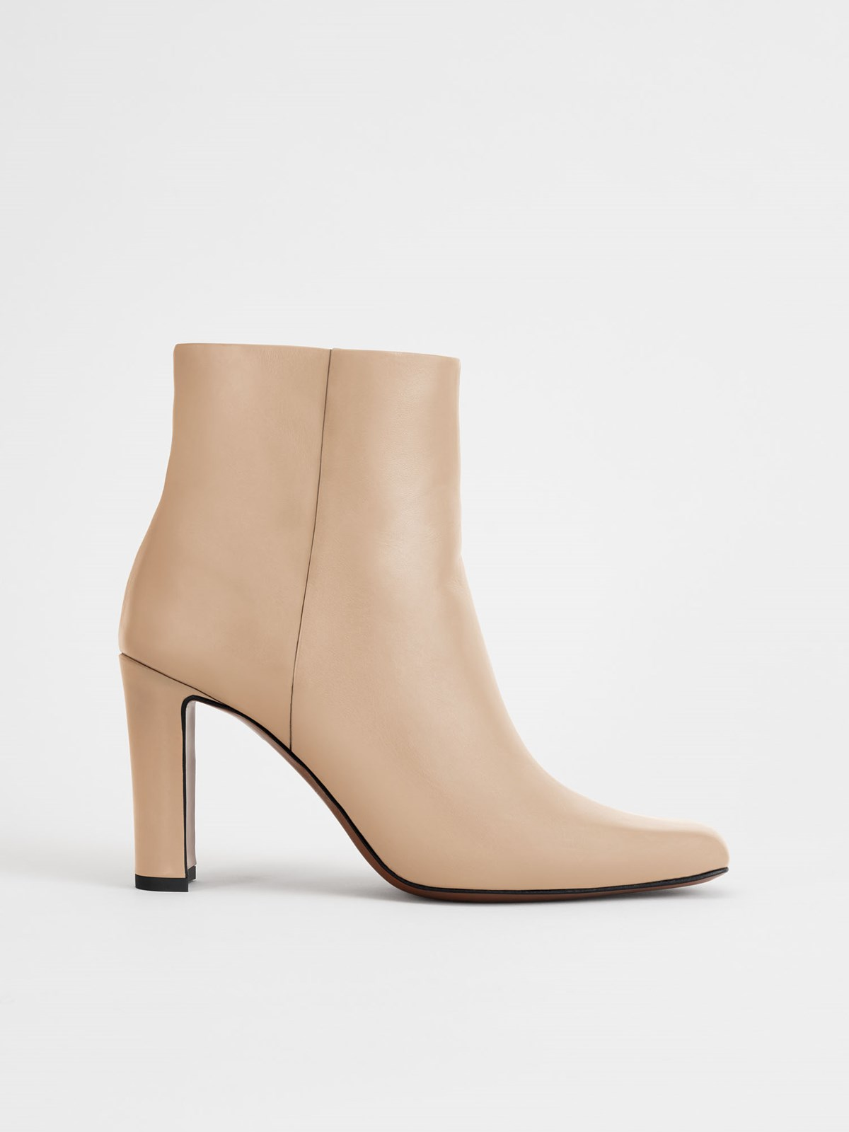 Barletta Oat Ankle Boots