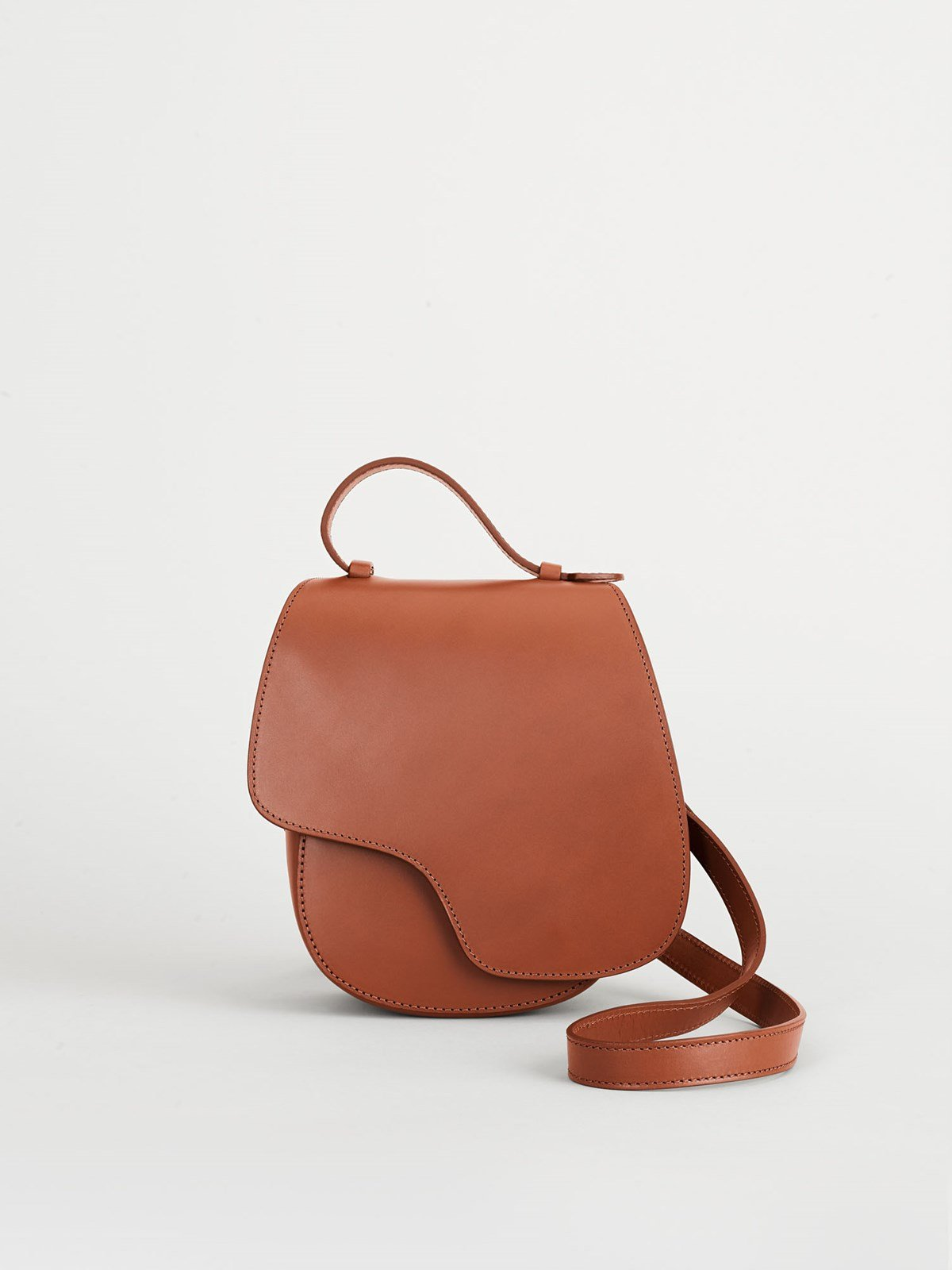 Carrara Rust Crossbody bag