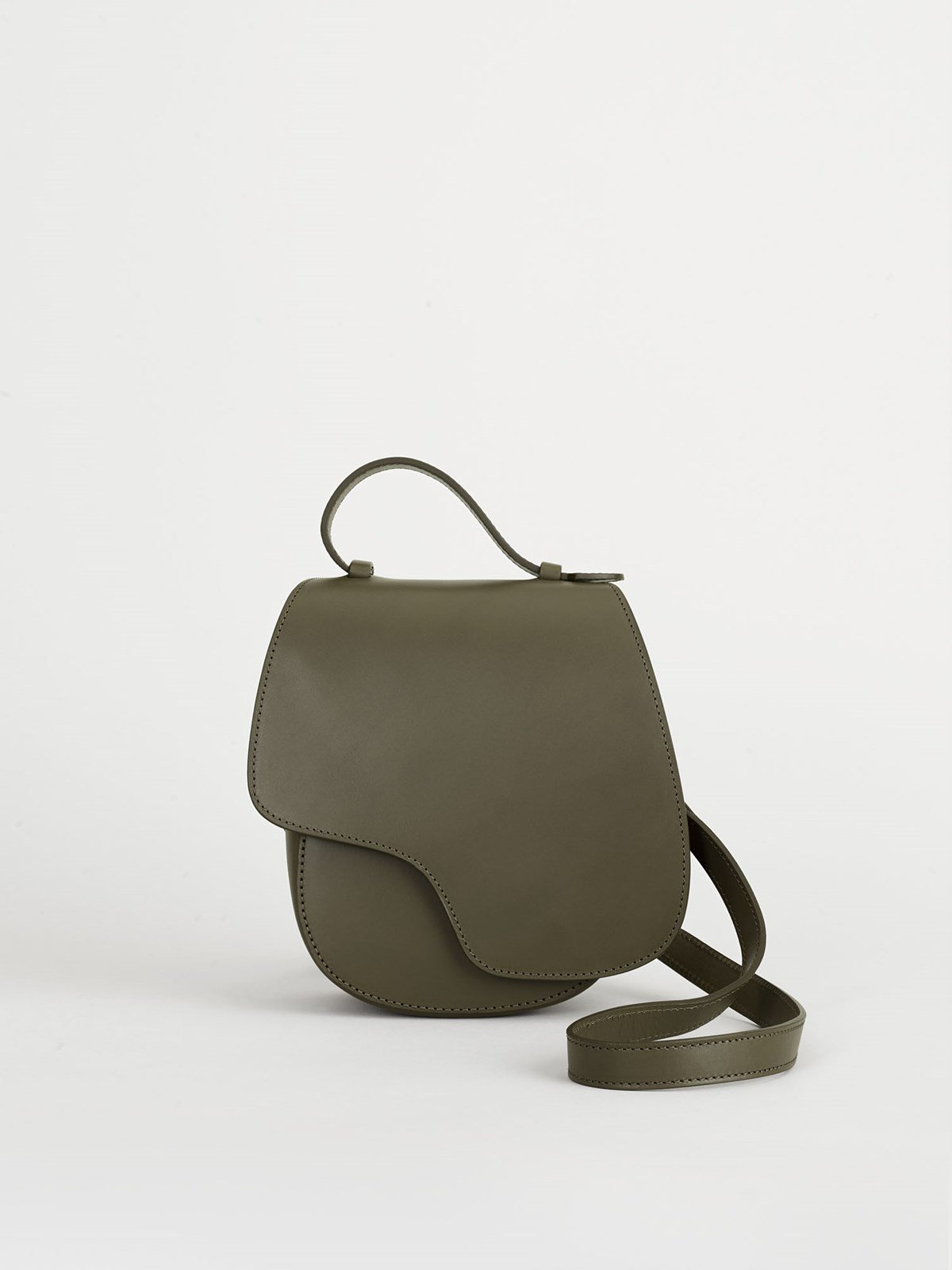 Carrara Turtle Crossbody bag