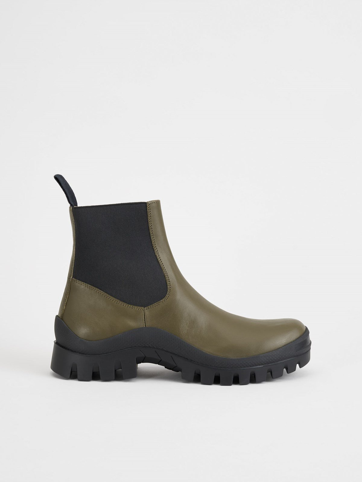 Catania Turtle Chunky Boots