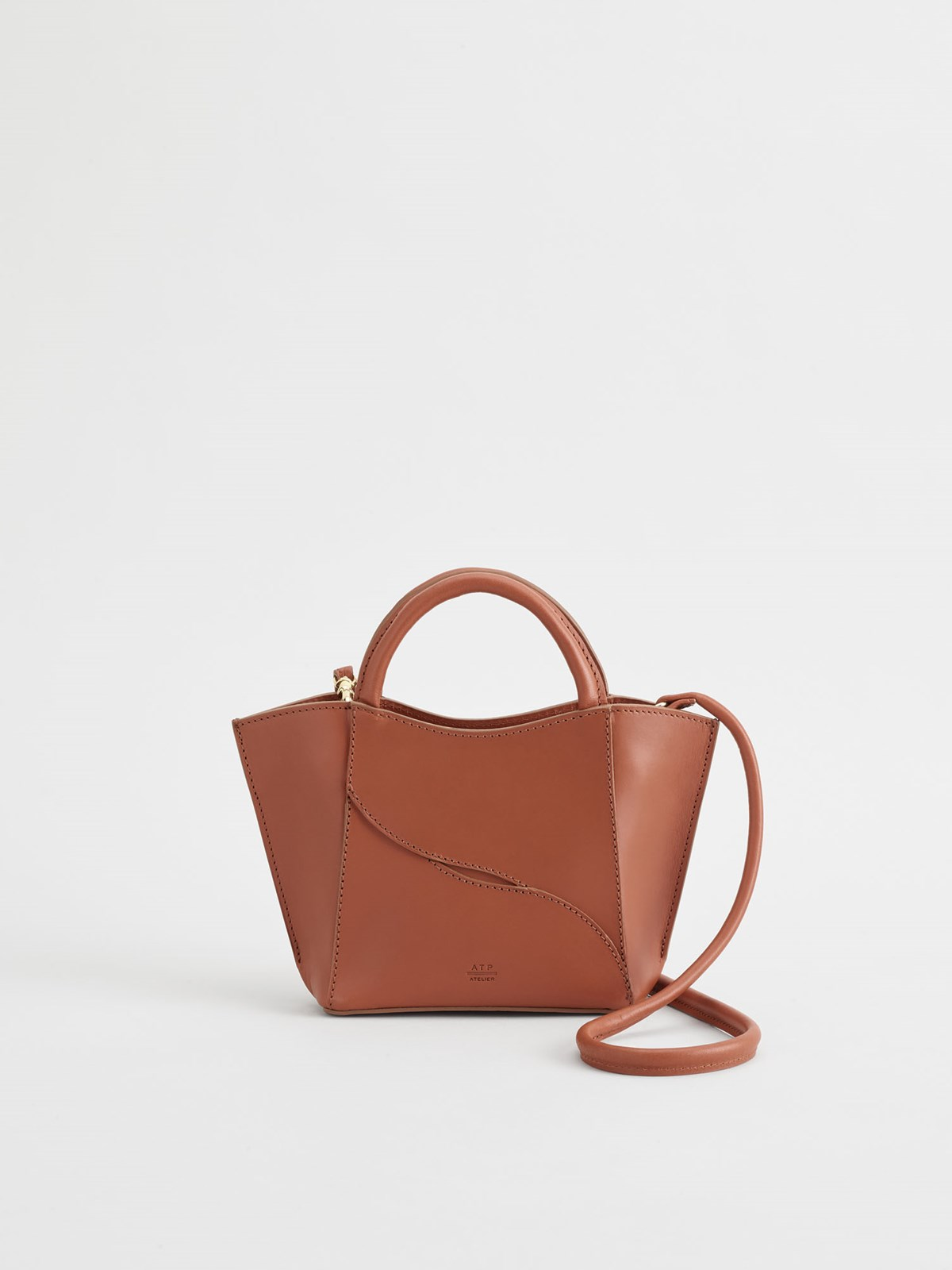 Leuca Rust Mini handbag