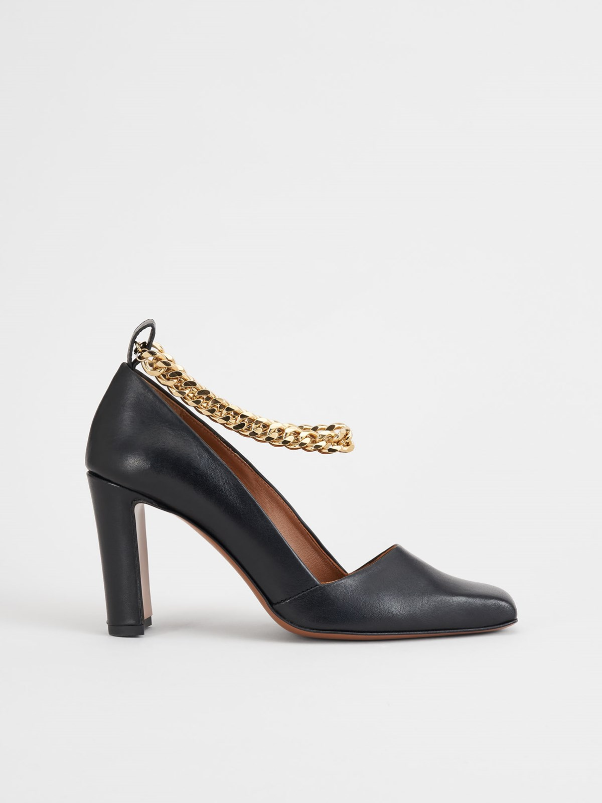 Mariotto Black Pumps
