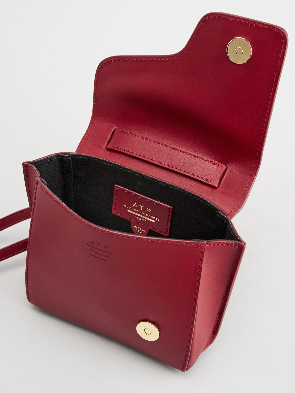 Montalcino Raspberry Mini handbag