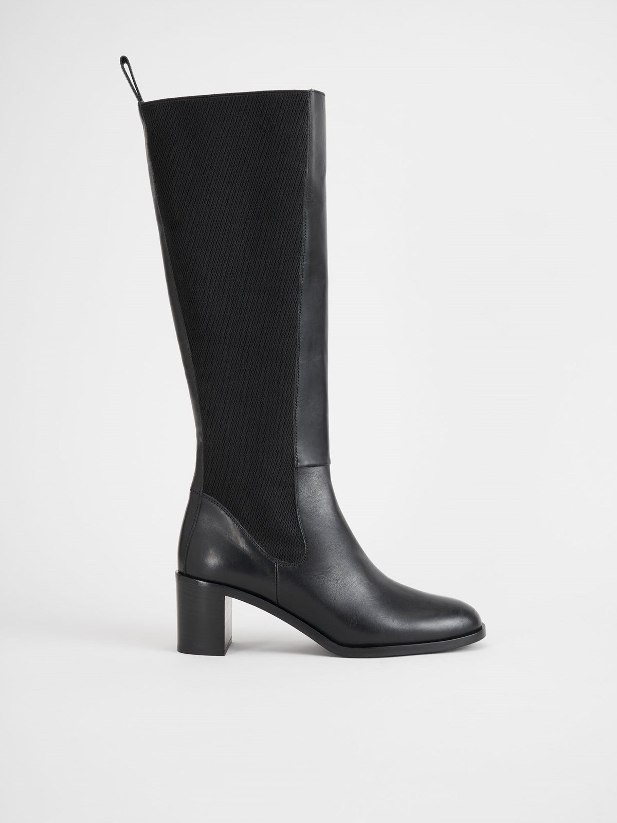Toricella Black Knee High Boots