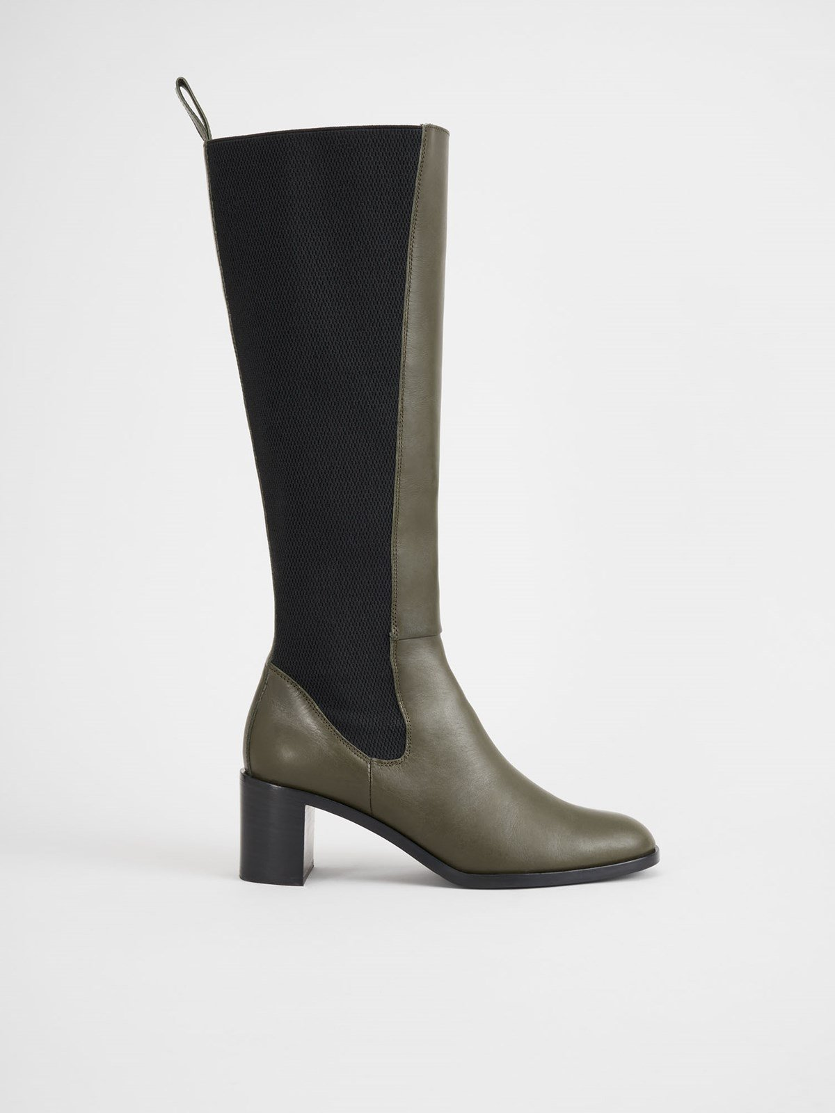 Toricella Turtle Knee High Boots
