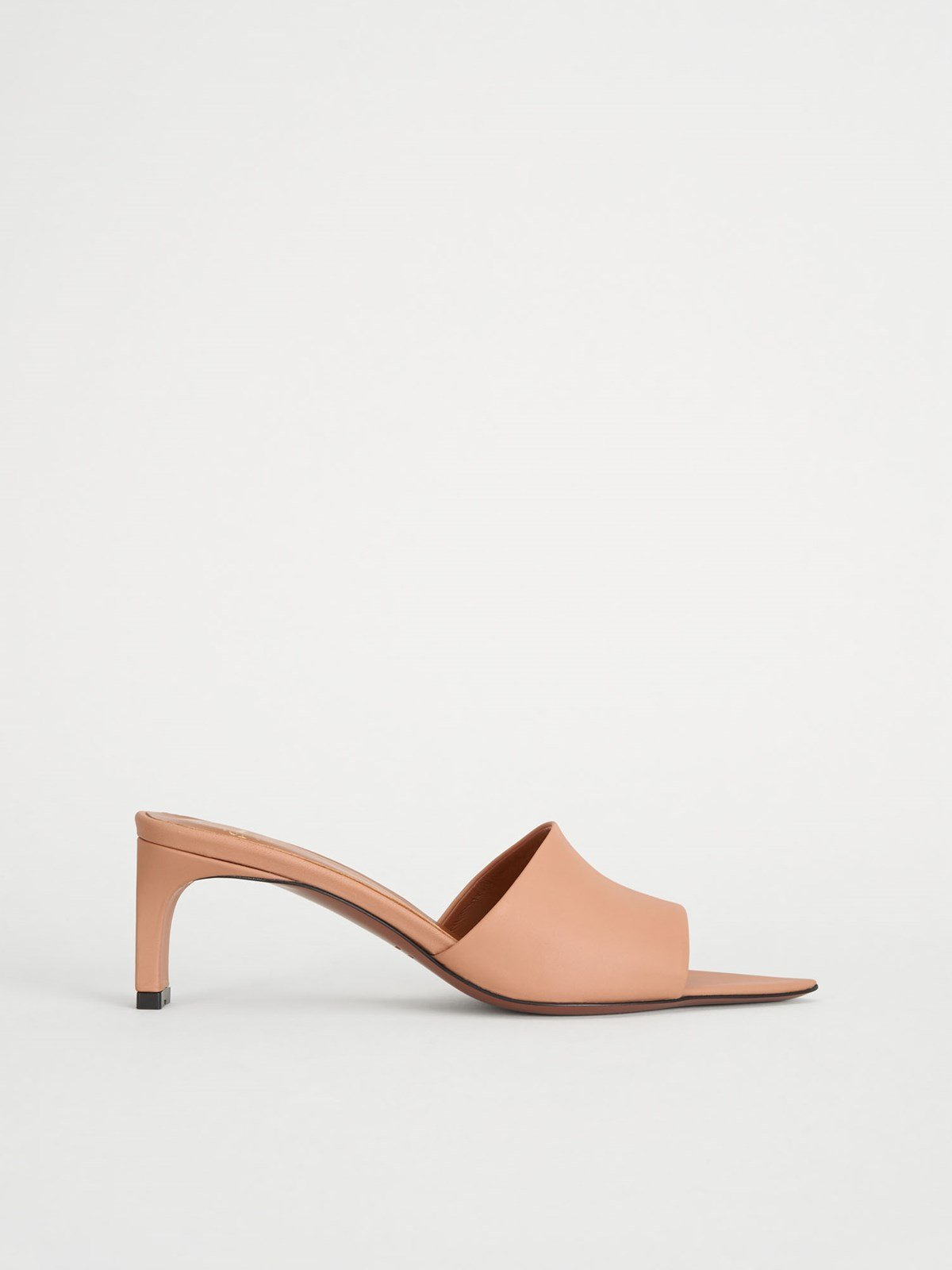 Serranova Honeynut Heeled sandals