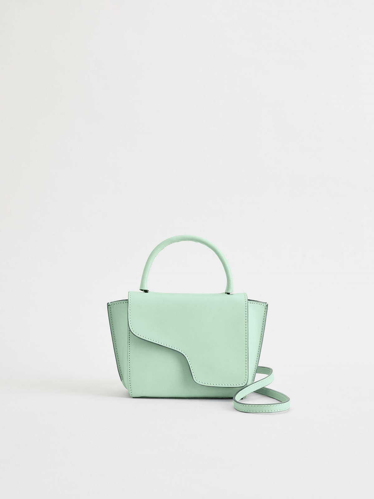 Montalcino Mint Mini handbag