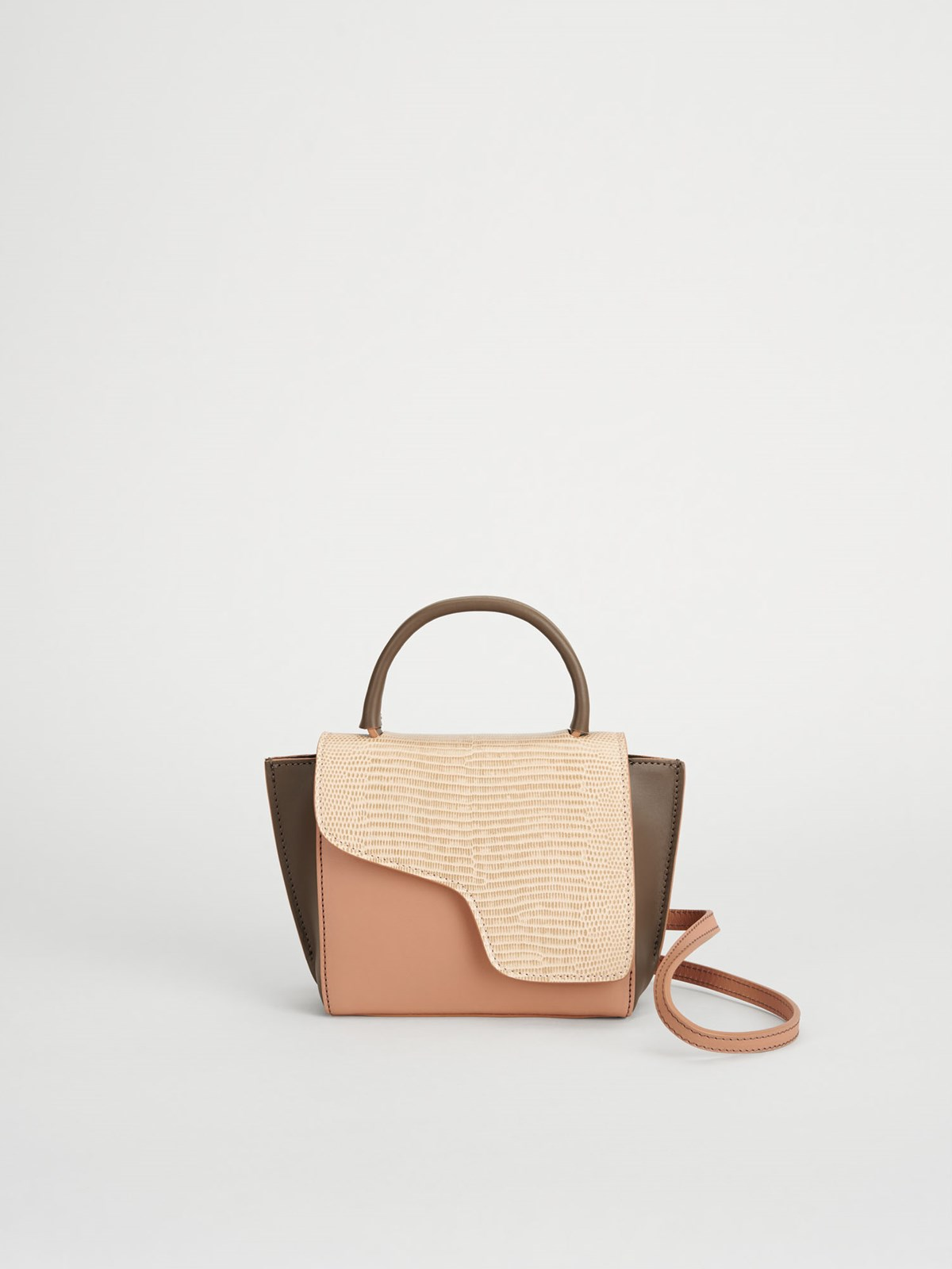 Montalcino Light Beige Mini handbag