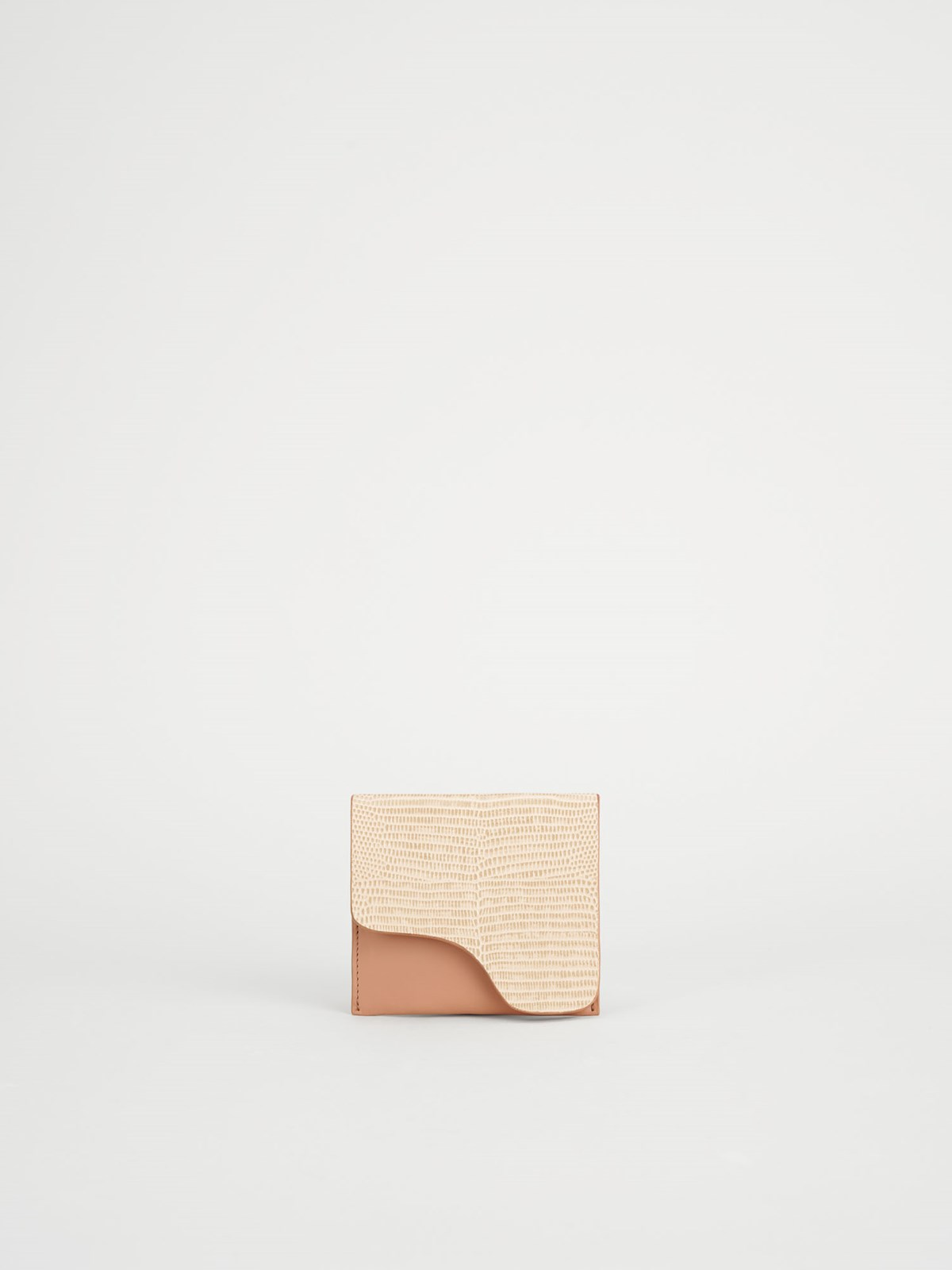 Olba Light Beige Wallet