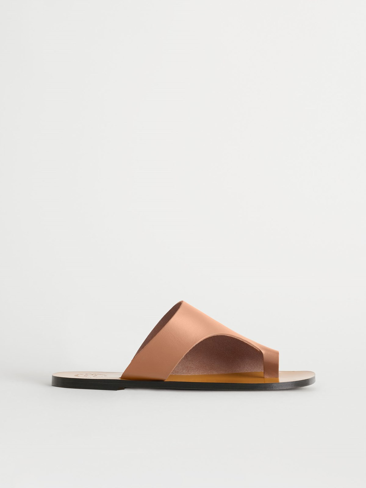Rosa Honeynut Cutout sandals